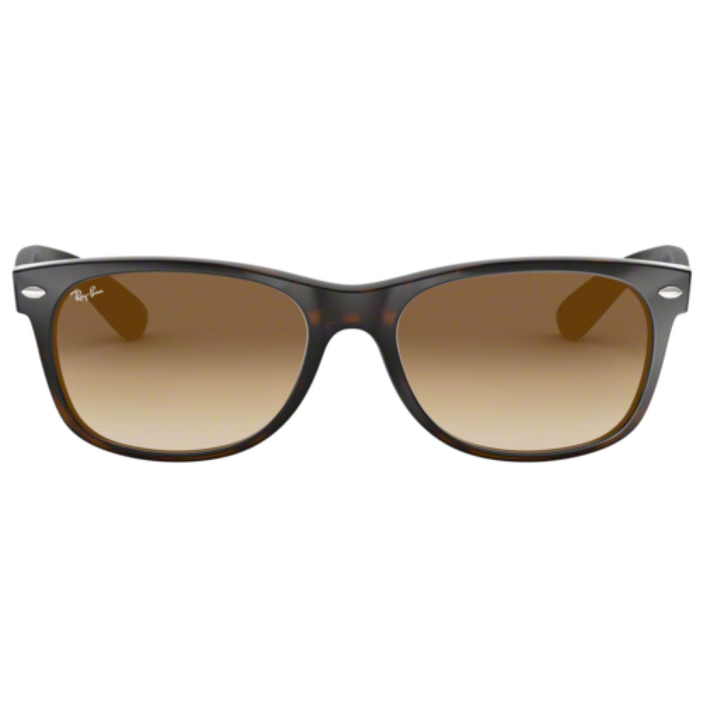 82dd01582 RAY-BAN New Wayfarer Retro Mod Sunglasses Havana/Brown Gradient