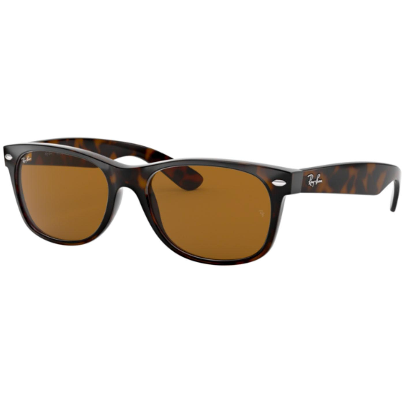 New Wayfarer RAY-BAN Retro Light Havana Sunglasses