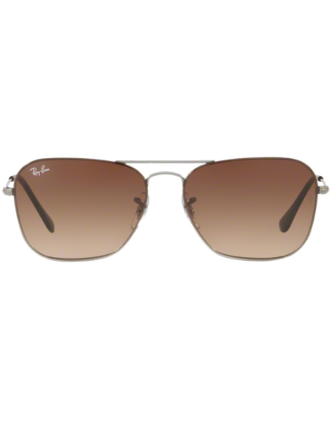 RAY-BAN Retro 70s Mod Small Caravan Sunglasses B