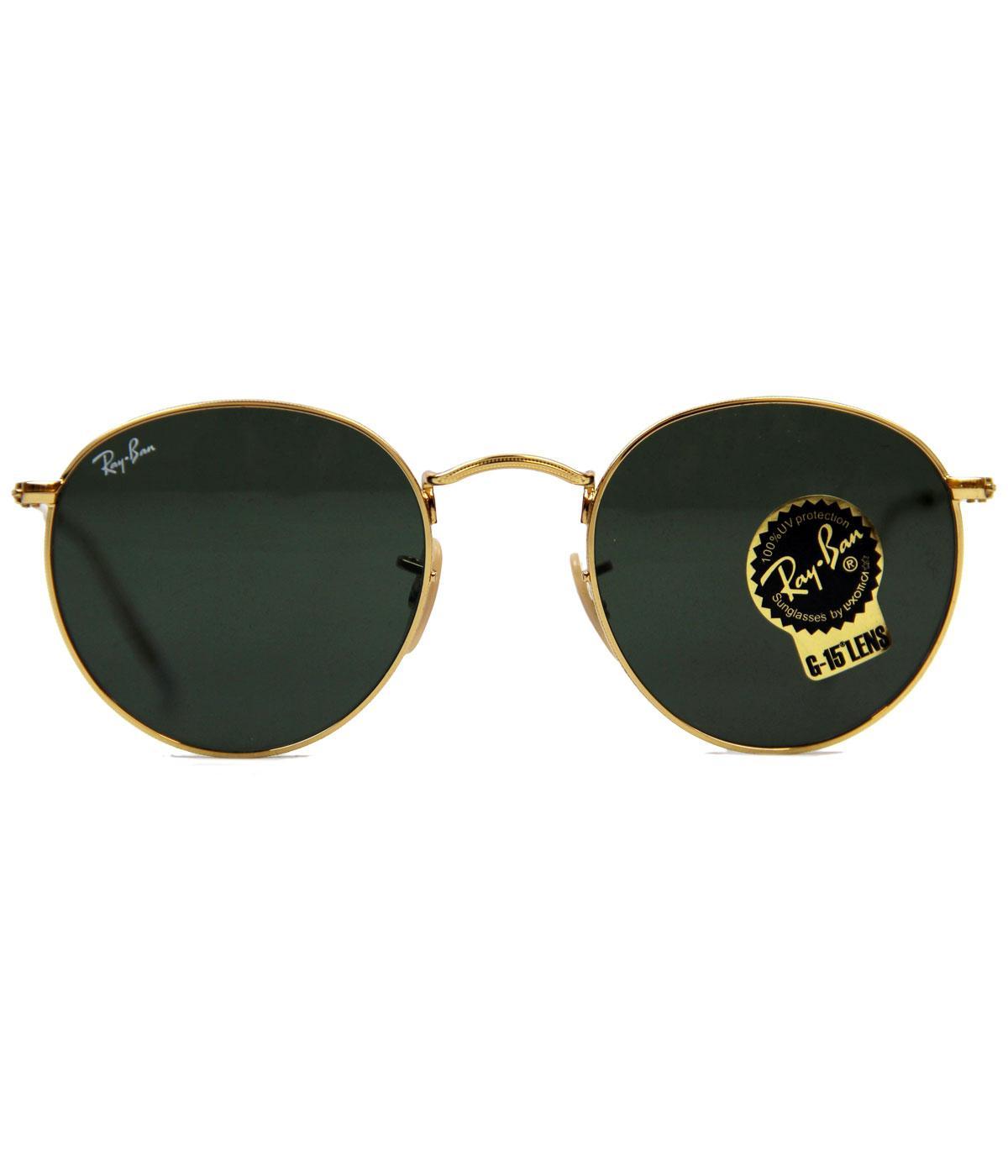 Ray-Ban Retro Mod RB3447 Indie Round Sunglasses G
