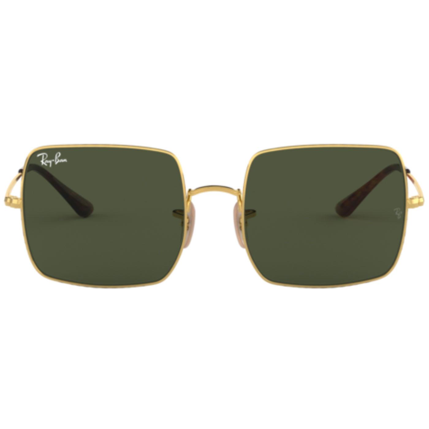 1971 Square RAY-BAN Retro 70s Square Sunglasses G