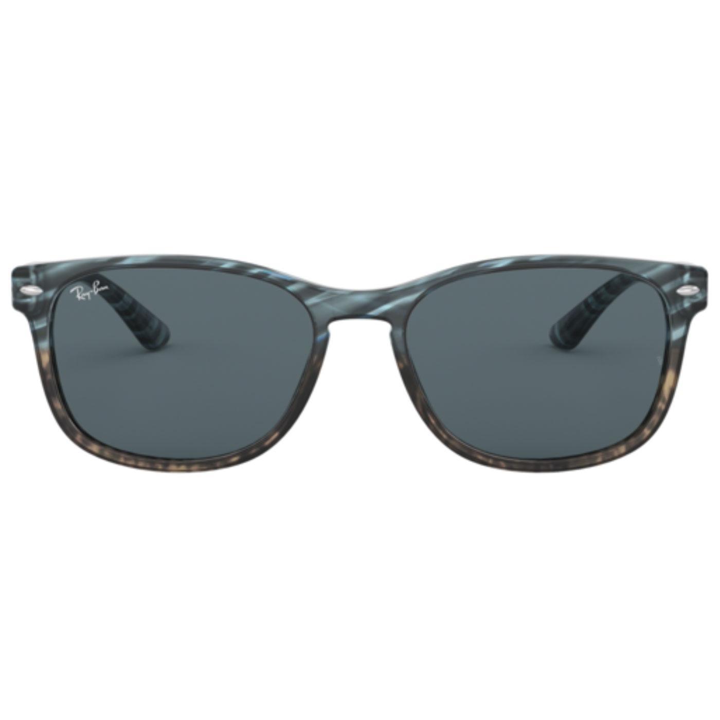 RAY-BAN Retro 80s Striped Wayfarer Sunglasses G/B