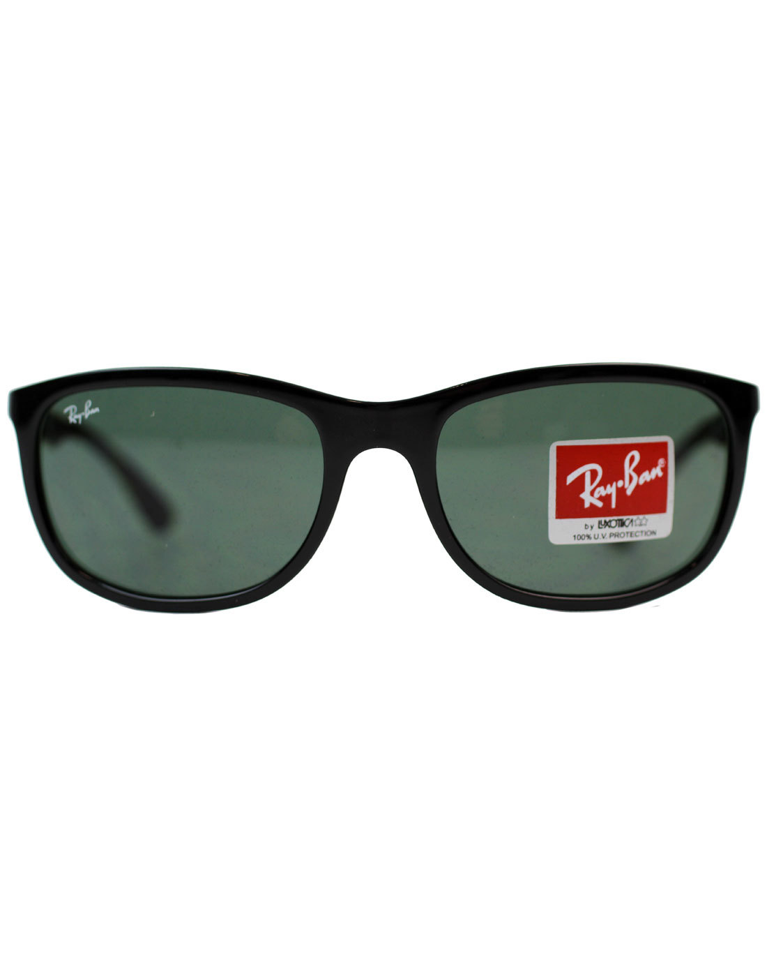 Wraparound Wayfarer RAY-BAN Retro Mod Sunglasses