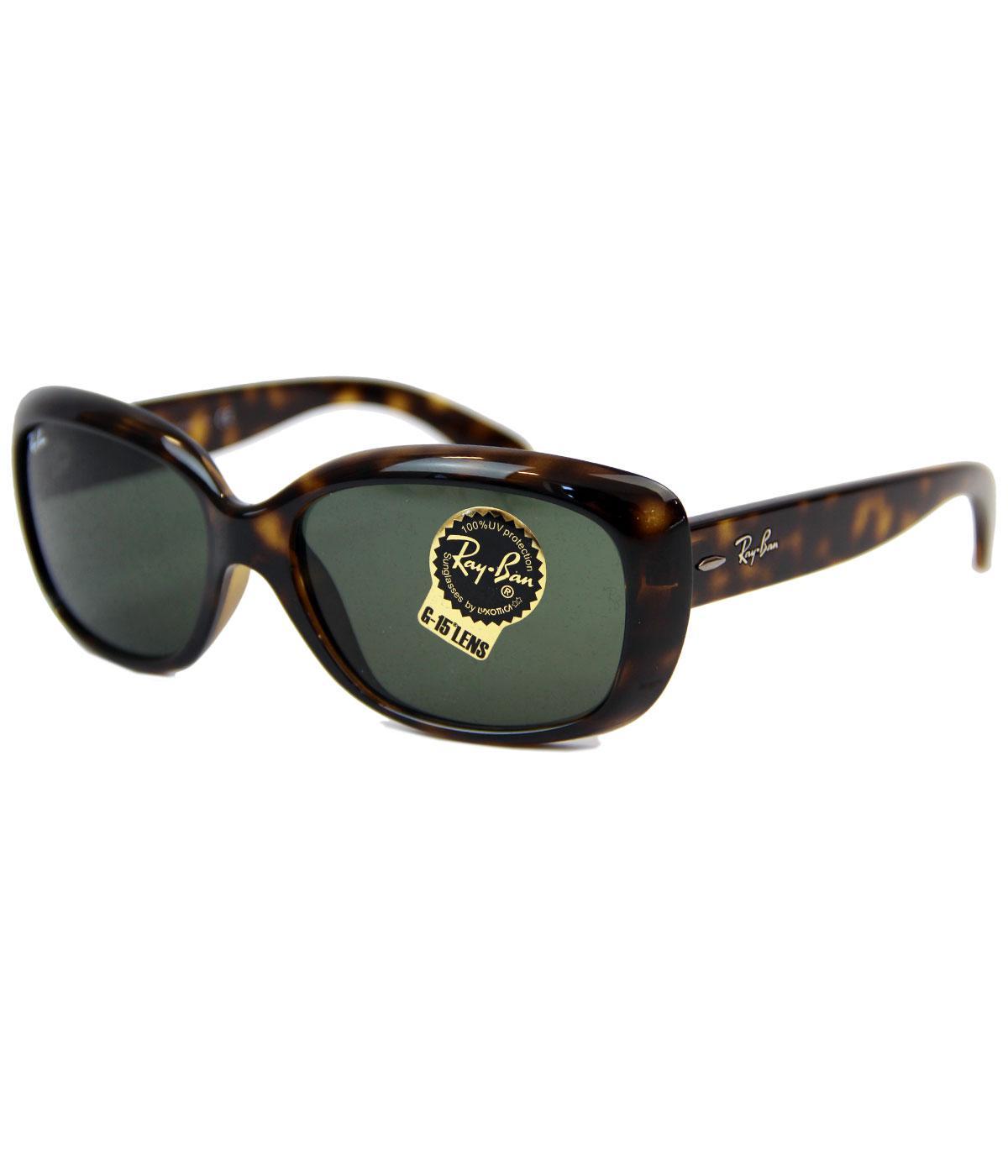 Jackie Ohh Ray-Ban Retro 60s Cats Eye Sunglasses H
