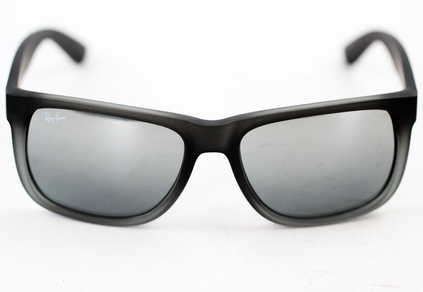 Ray-Ban Justin RB4165 Retro Wayfarer Sunglasses