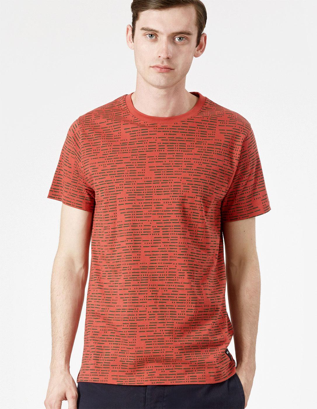 Miller Morse REALM & EMPIRE Retro Mens T-Shirt