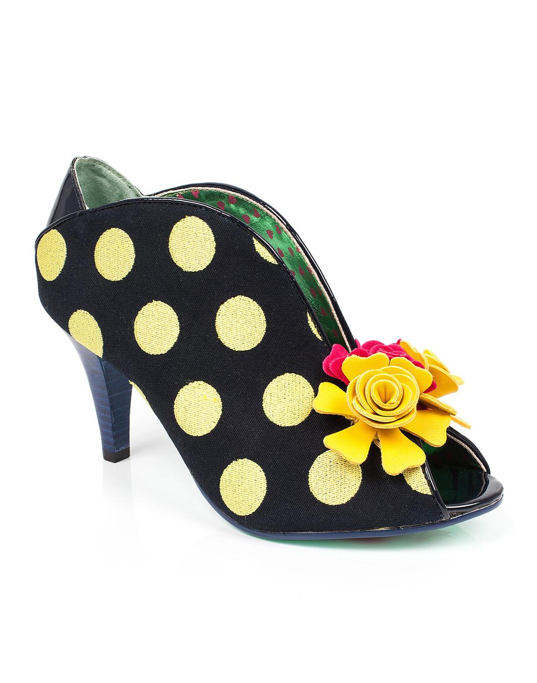Rekindled Flame POETIC LICENCE Retro Vintage Heels