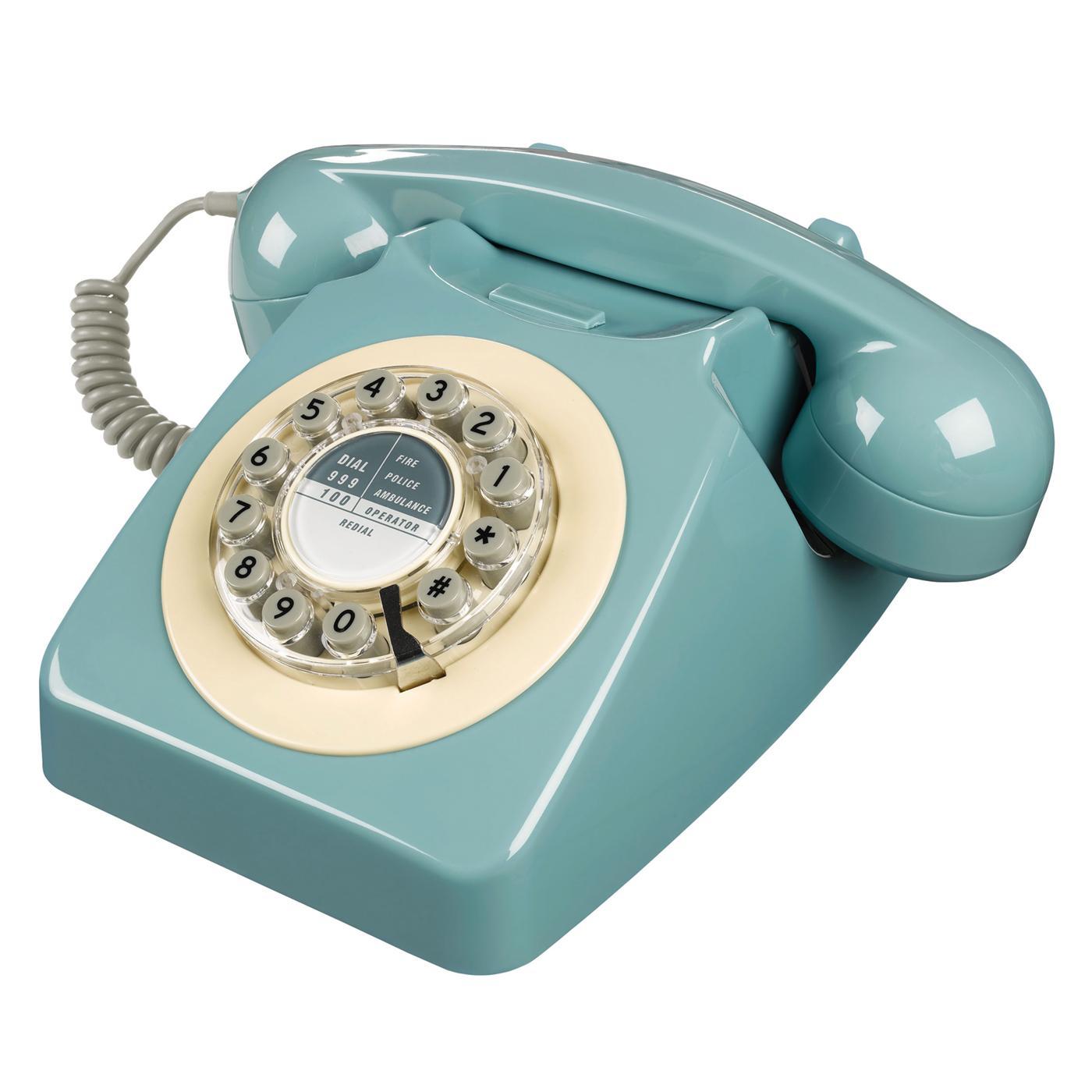 746 Retro Sixties Mod British Retro Telephone FB