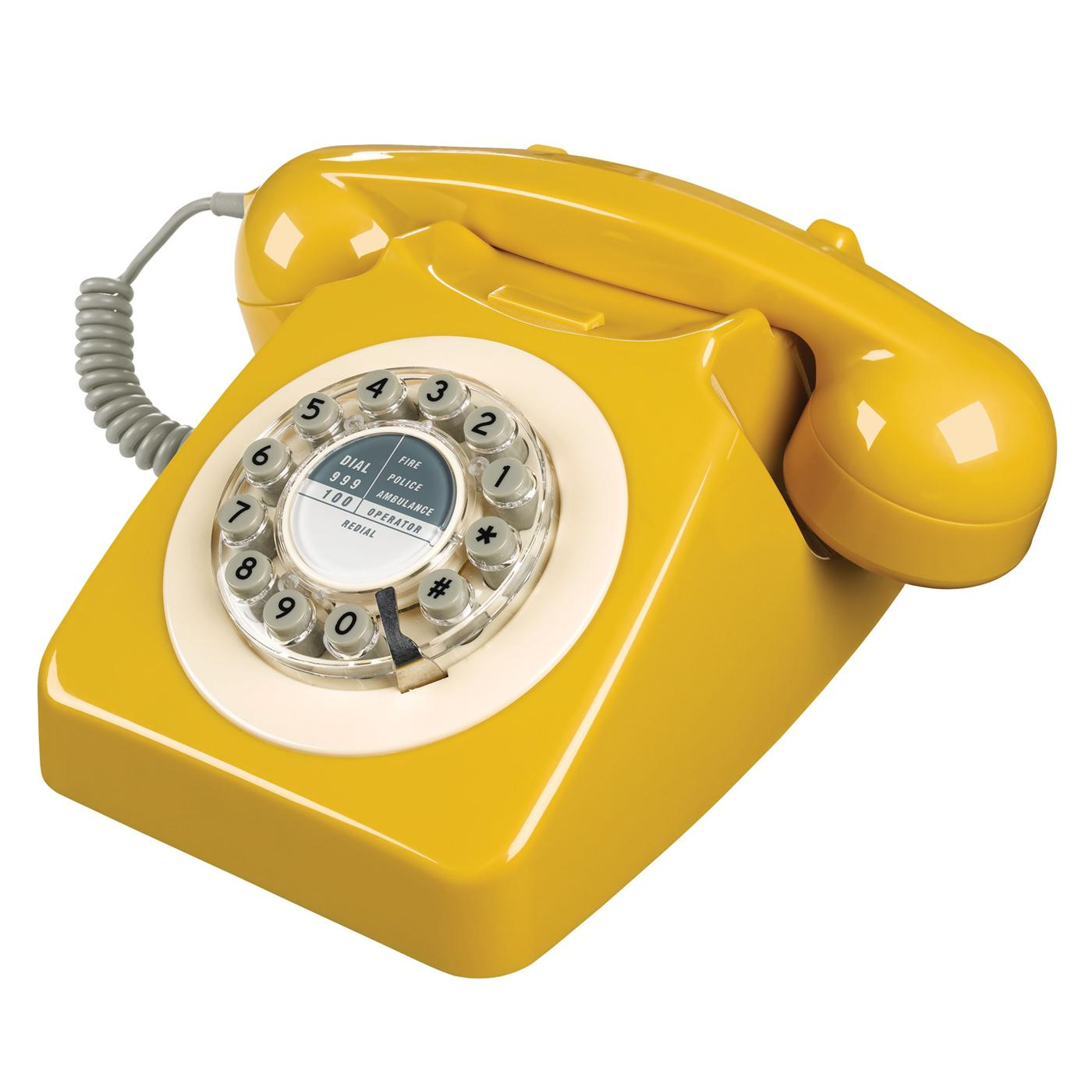 746 Retro Sixties Mod British Retro Telephone EM