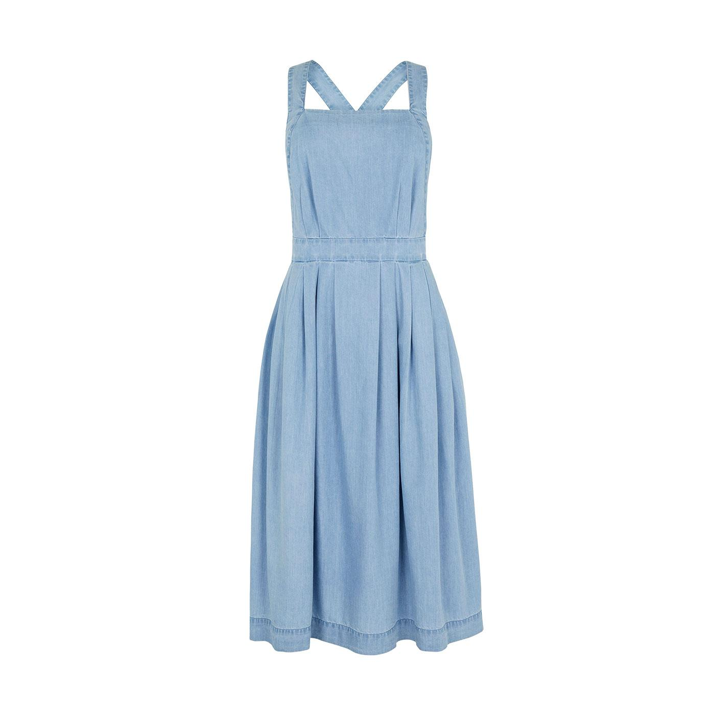 Romy EMILY & FIN Retro Cross Back Sun Dress