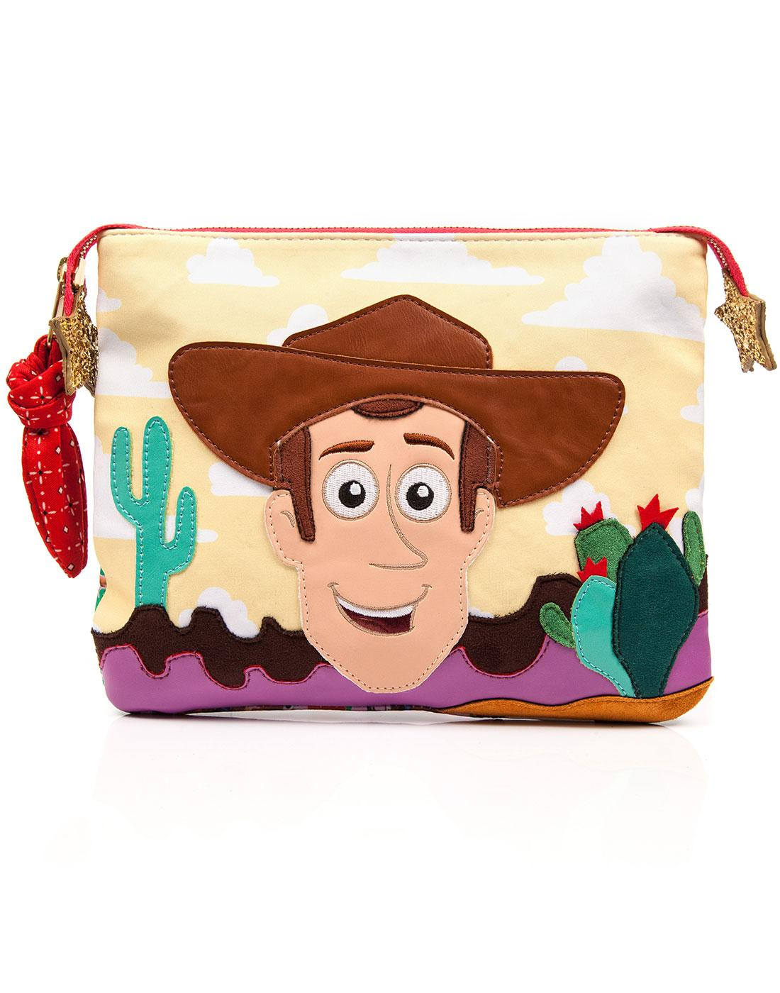 Round Up Gang IRREGULAR CHOICE Toy Story Pouch
