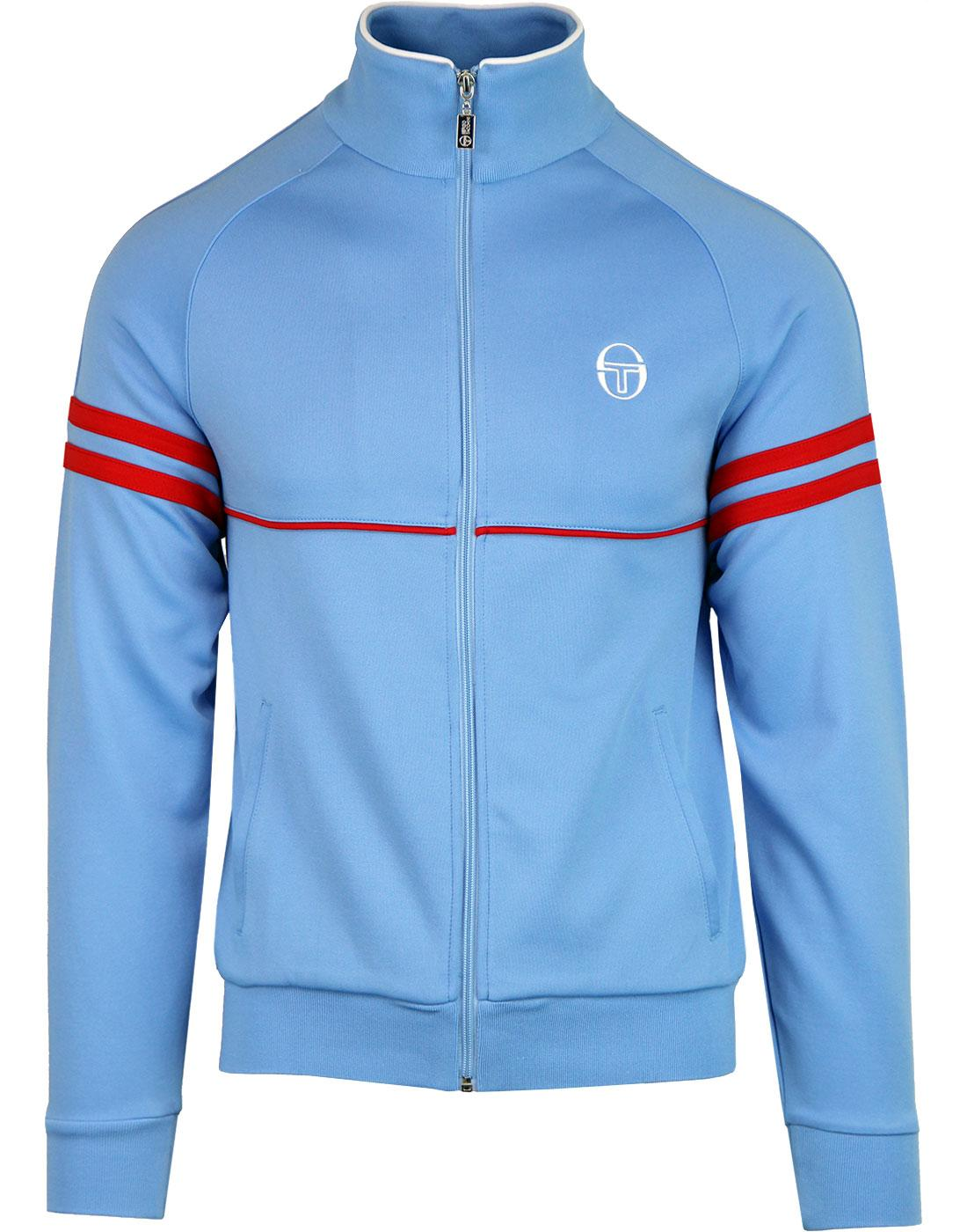 Orion SERGIO TACCHINI 80's Funnel Neck Track Top