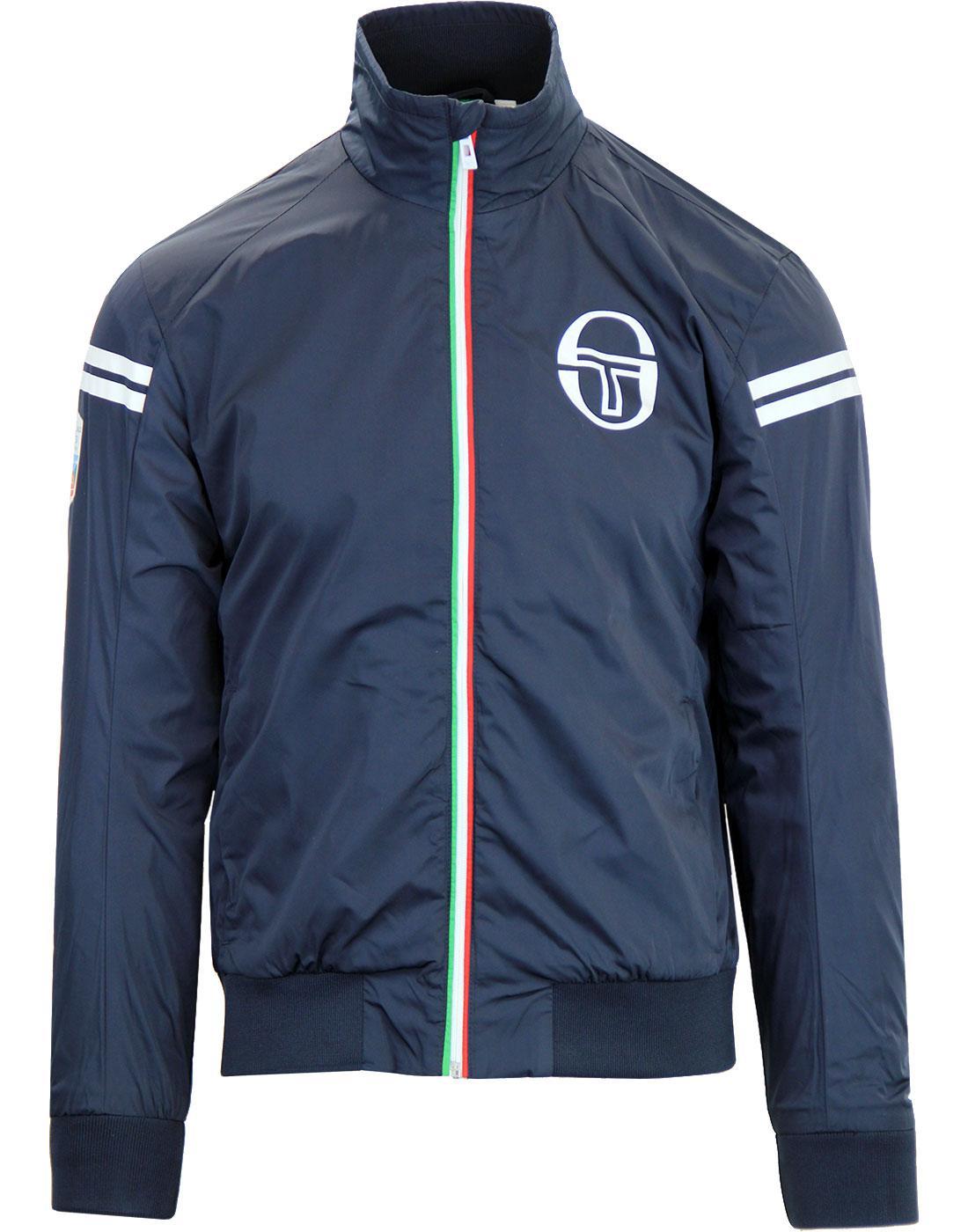 SERGIO TACCHINI Monte Carlo Tennis Staff Jacket