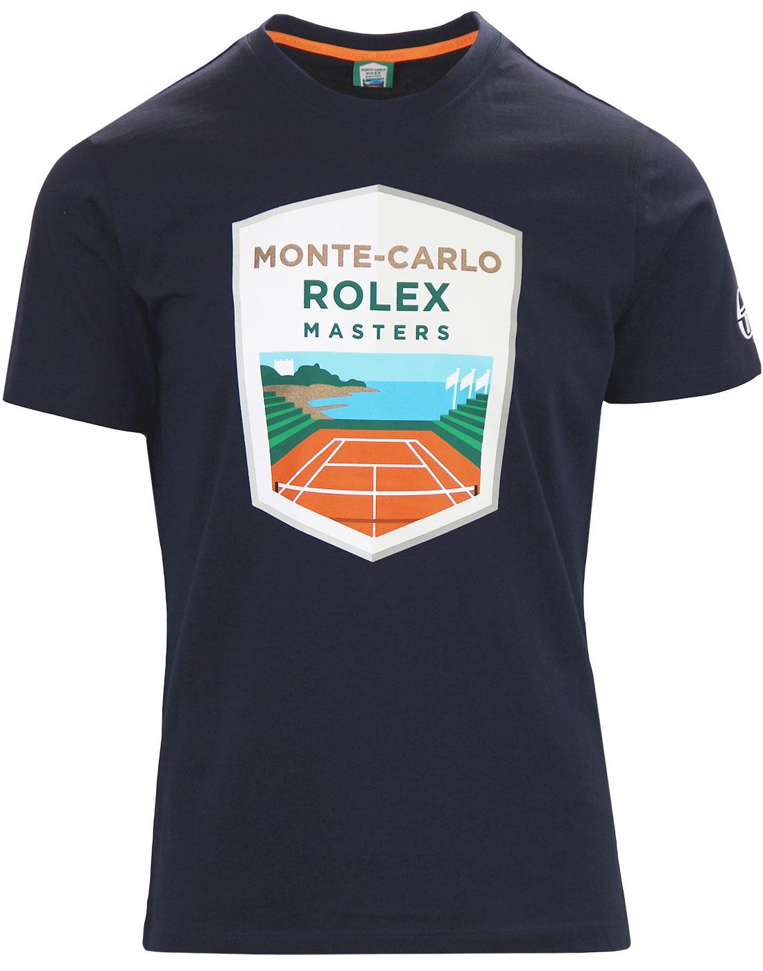Virone SERGIO TACCHINI Monte Carlo Tennis T-Shirt