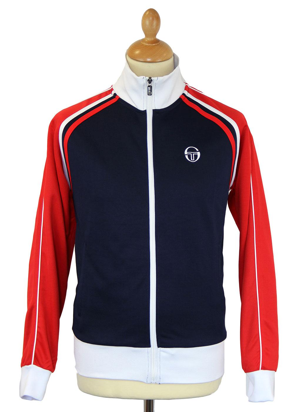 106ef79f6 Ghibli SERGIO TACCHINI Retro 80s Track Jacket
