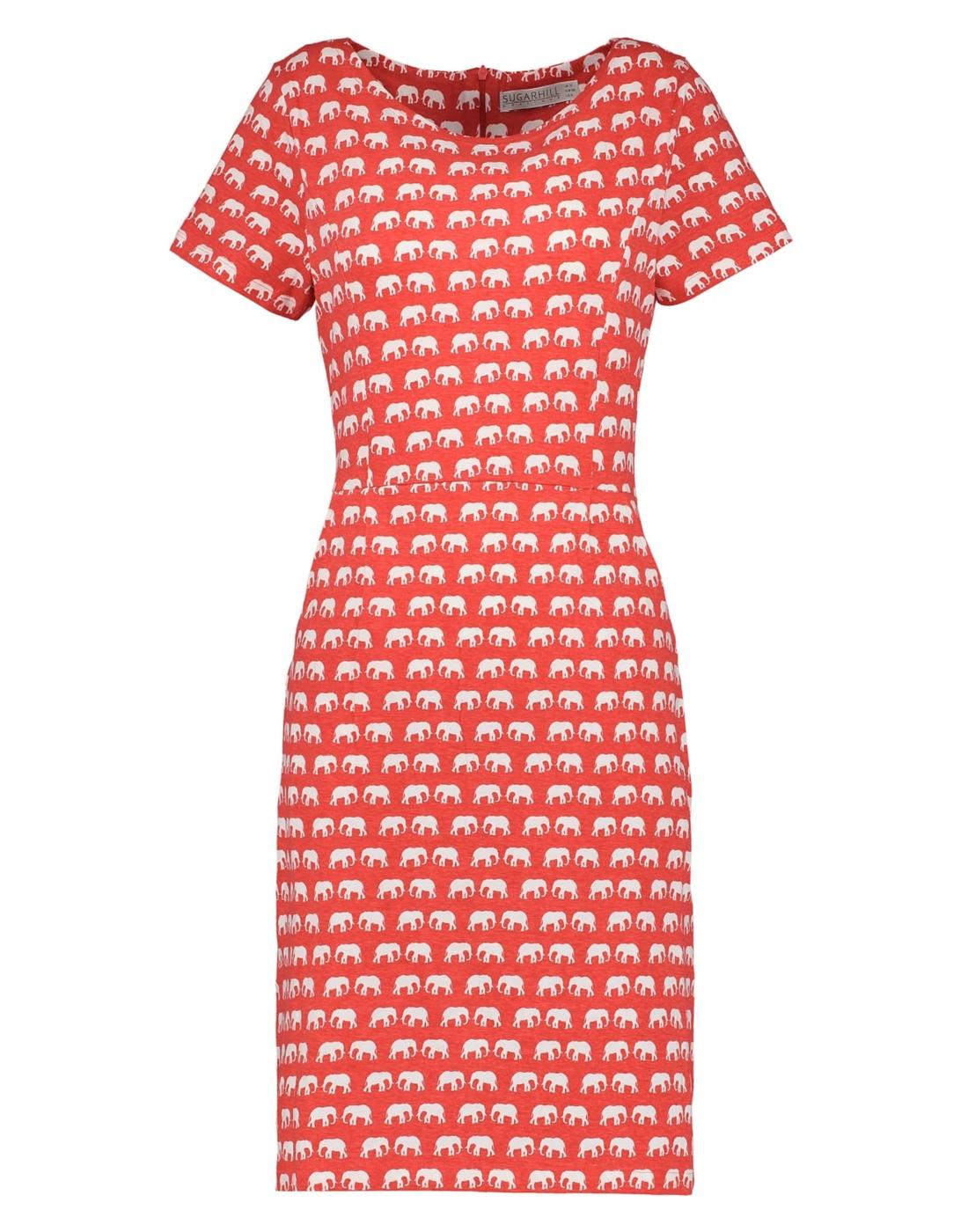 Elliot SUGARHILL BOUTIQUE Retro 60s Shift Dress R