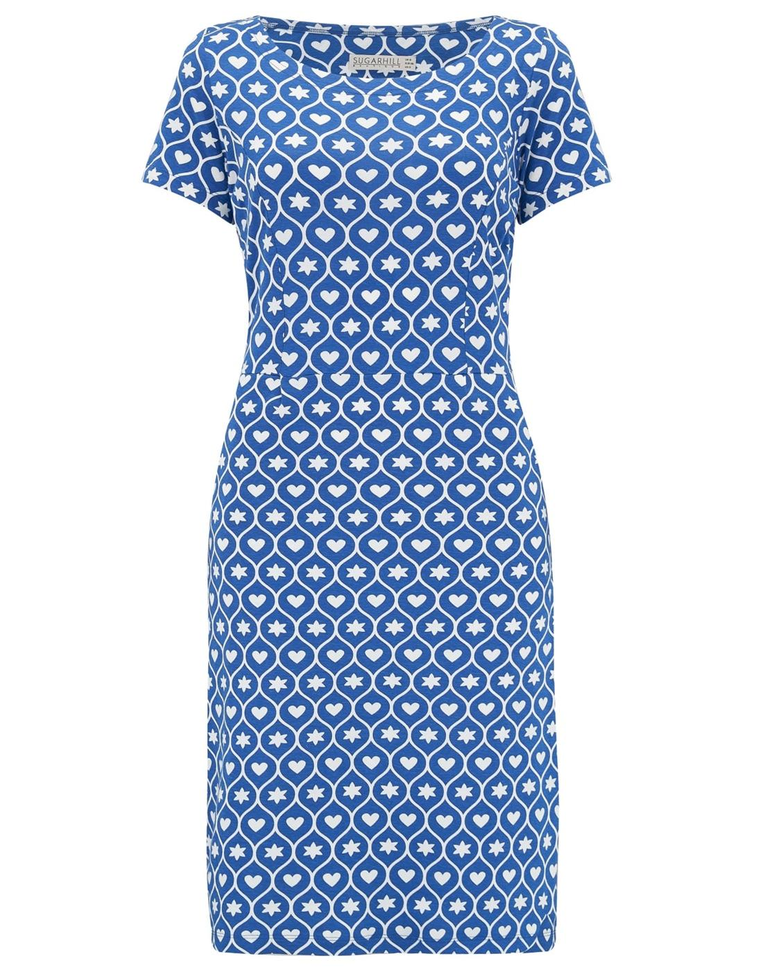 Elliot SUGARHILL BOUTIQUE Retro 60s Shift Dress