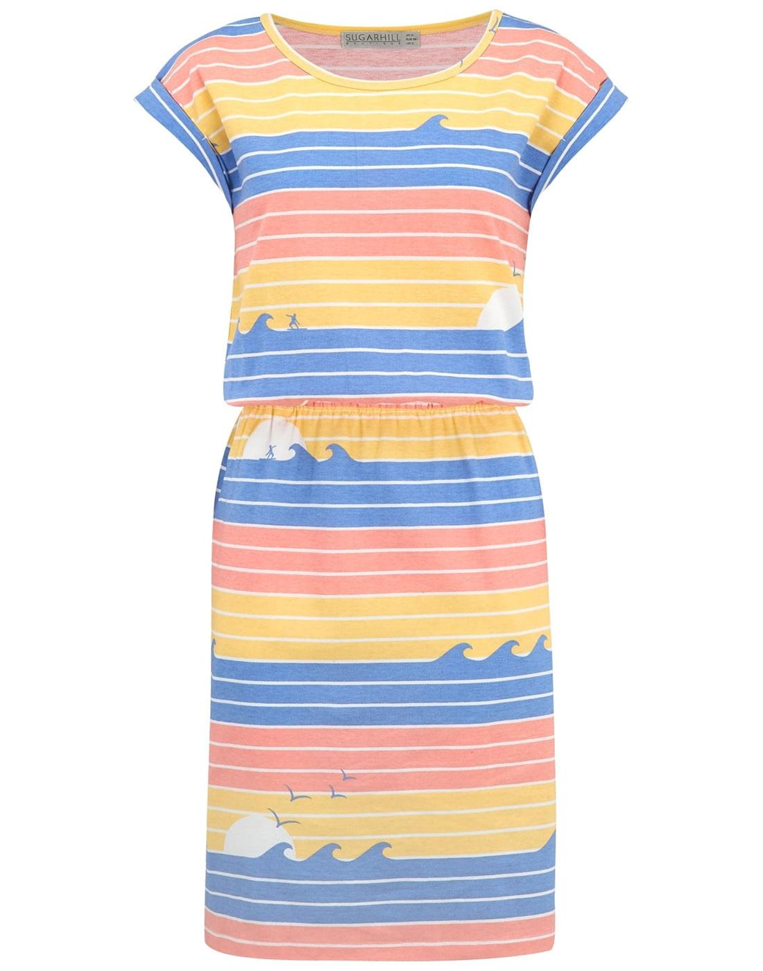 Kate SUGARHILL BOUTIQUE Retro Waves Summer Dress