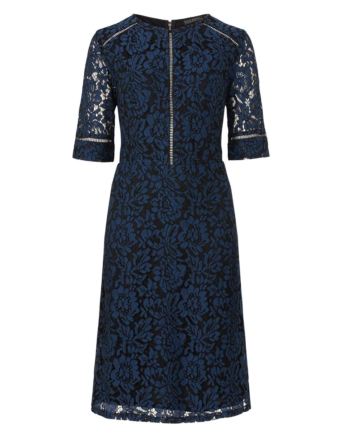 Rosemary SUGARHILL BOUTIQUE Vintage Lace Dress