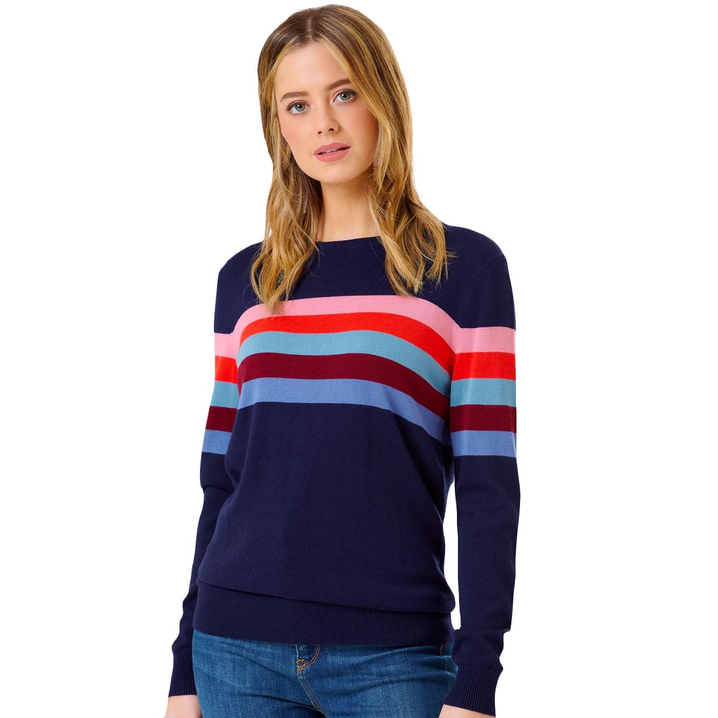 Rita SUGARHILL BRIGHTON Gumball Machine Sweater