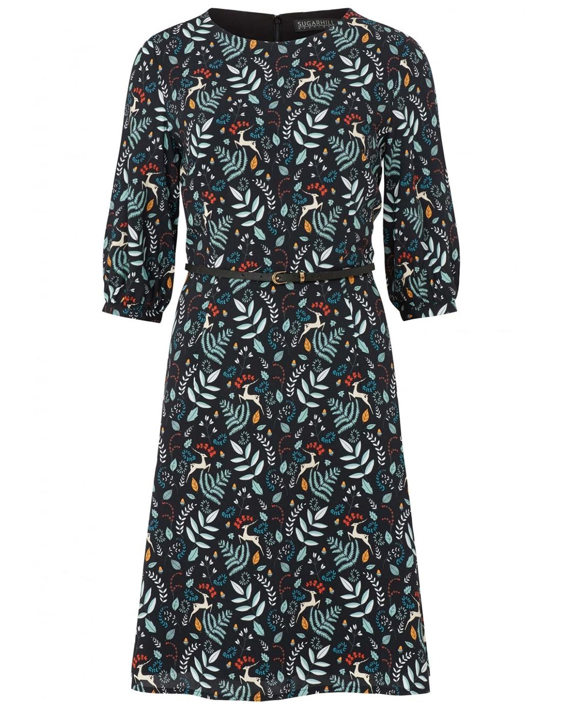 Cate SUGARHILL BOUTIQUE Enchanted Forest Dress