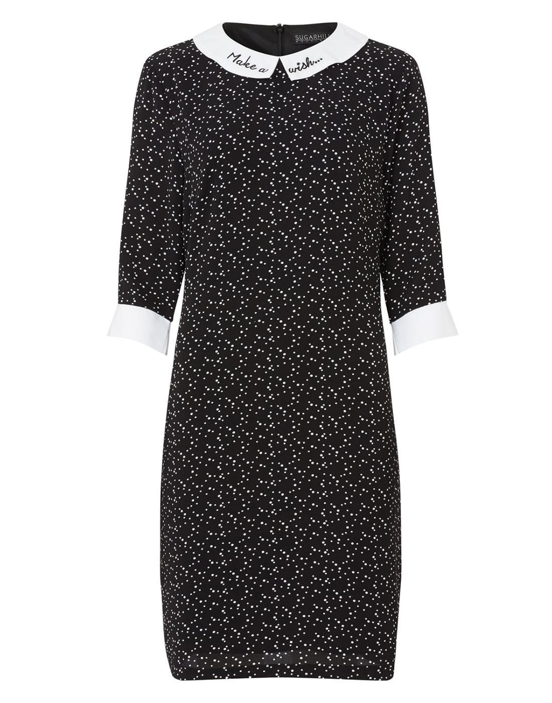 Make A Wish SUGARHILL BOUTIQUE Mod Tunic Dress