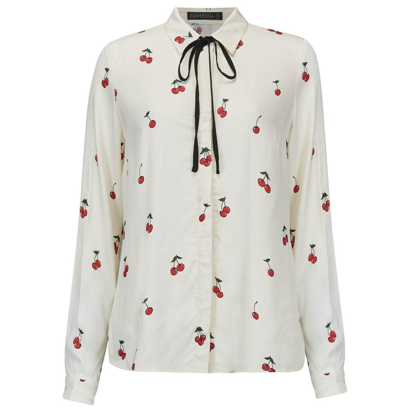 Catrina SUGARHILL BOUTIQUE Winterberry Shirt
