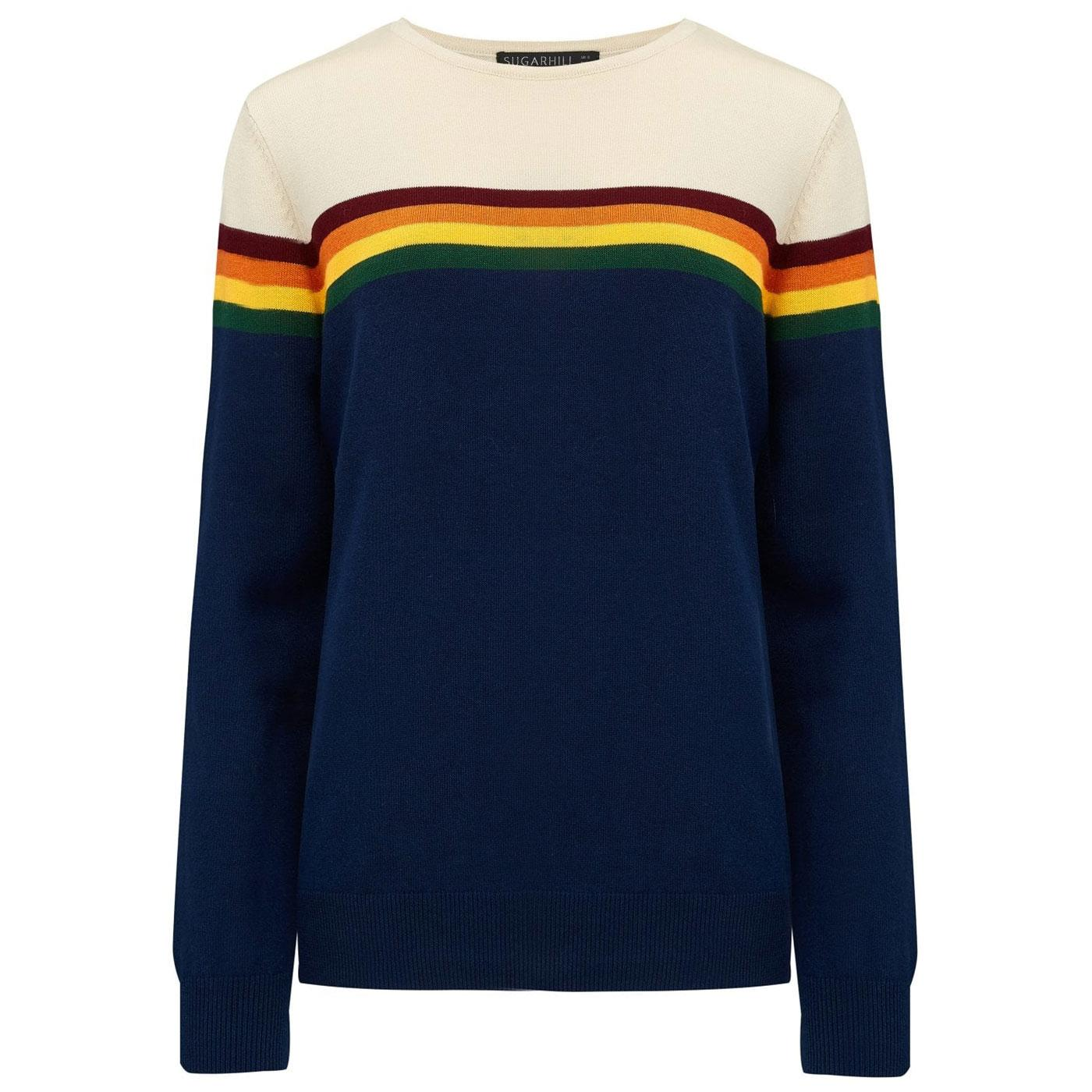 Rita Autumn SUGARHILL BOUTIQUE  Spectrum Sweater N