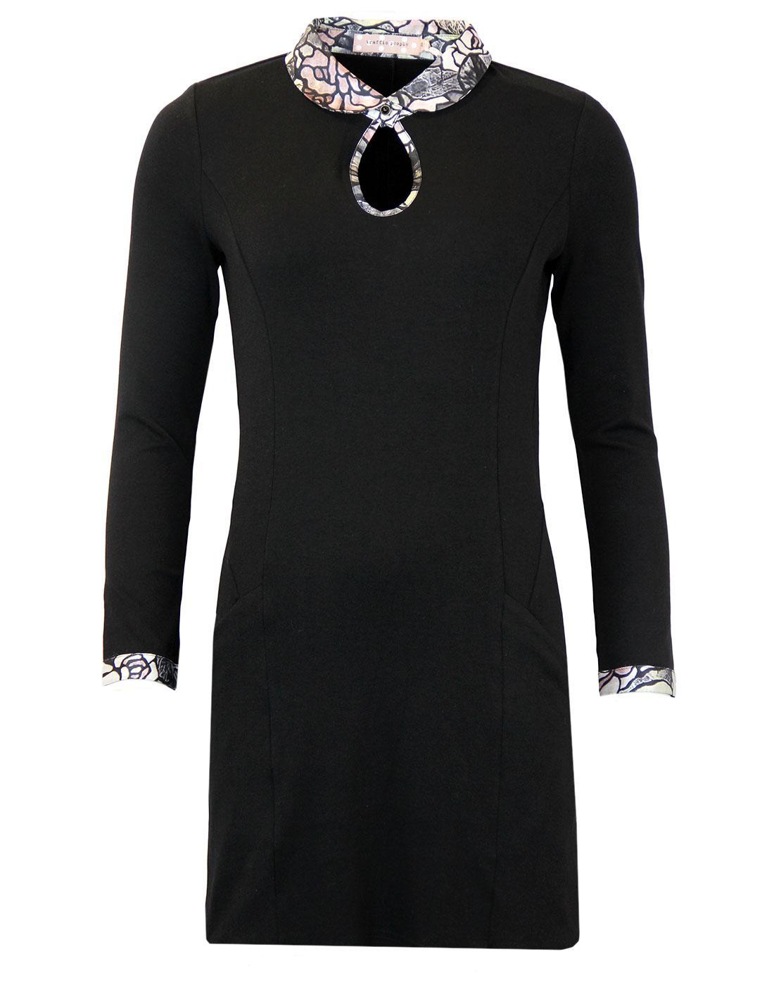 Marianna TRAFFIC PEOPLE Retro Penny Collar Dress