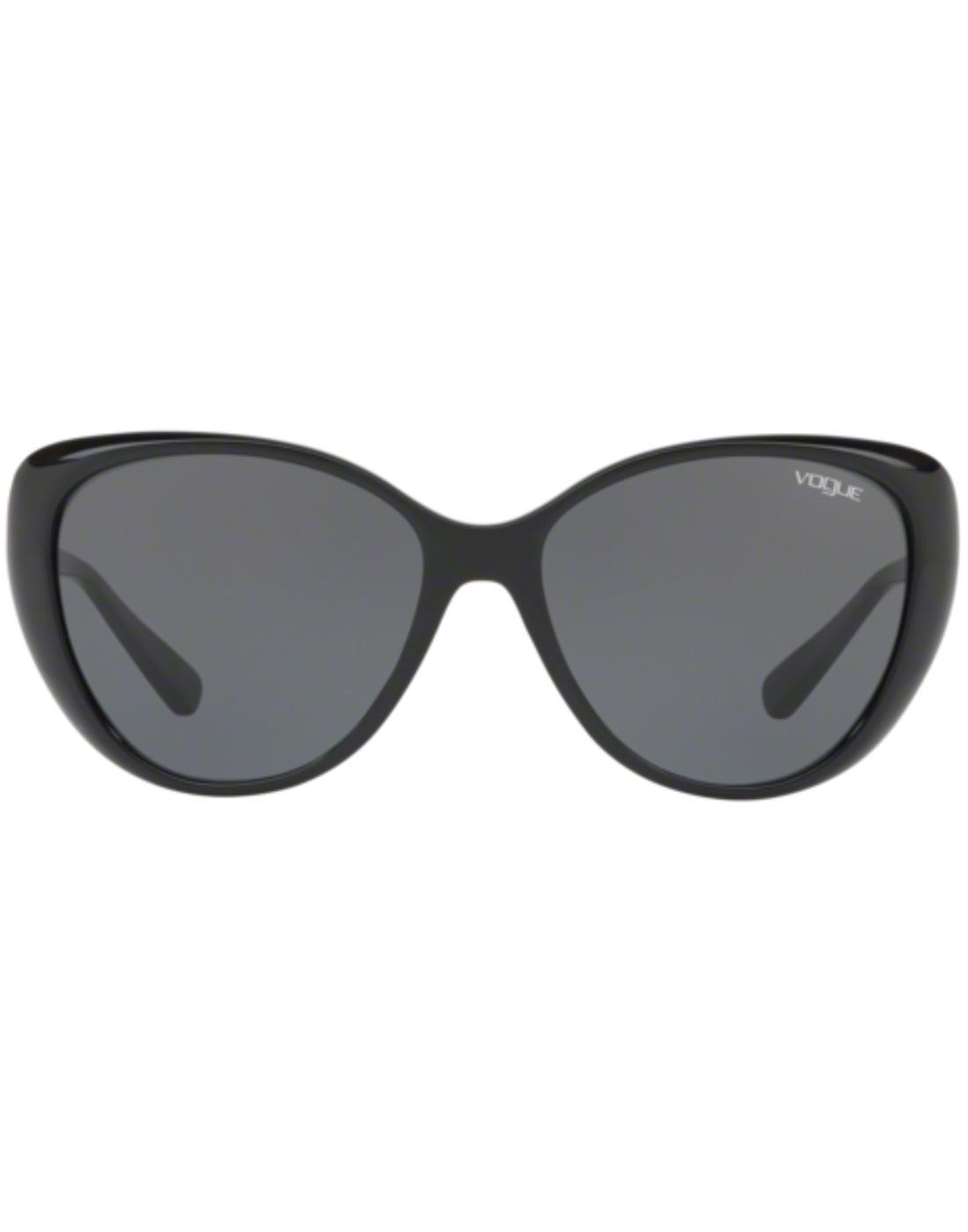 VOGUE Retro 60s Vintage Cats-Eye Daisy Sunglasses