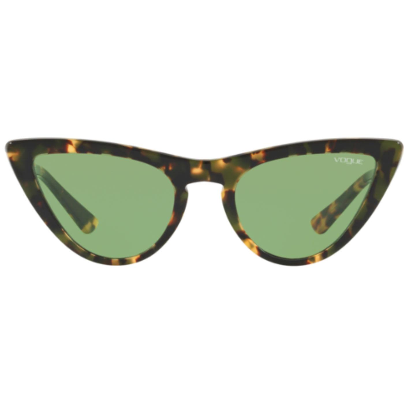 GIGI HADID x VOGUE Retro 50s Cats-Eye Sunglasses T