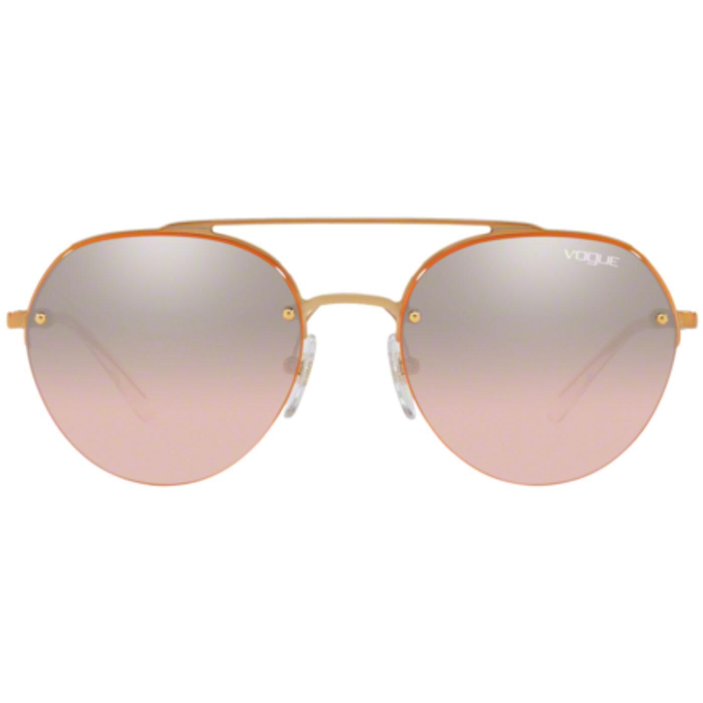 VOGUE Retro 70s Womens Aviator Sunglasses RG