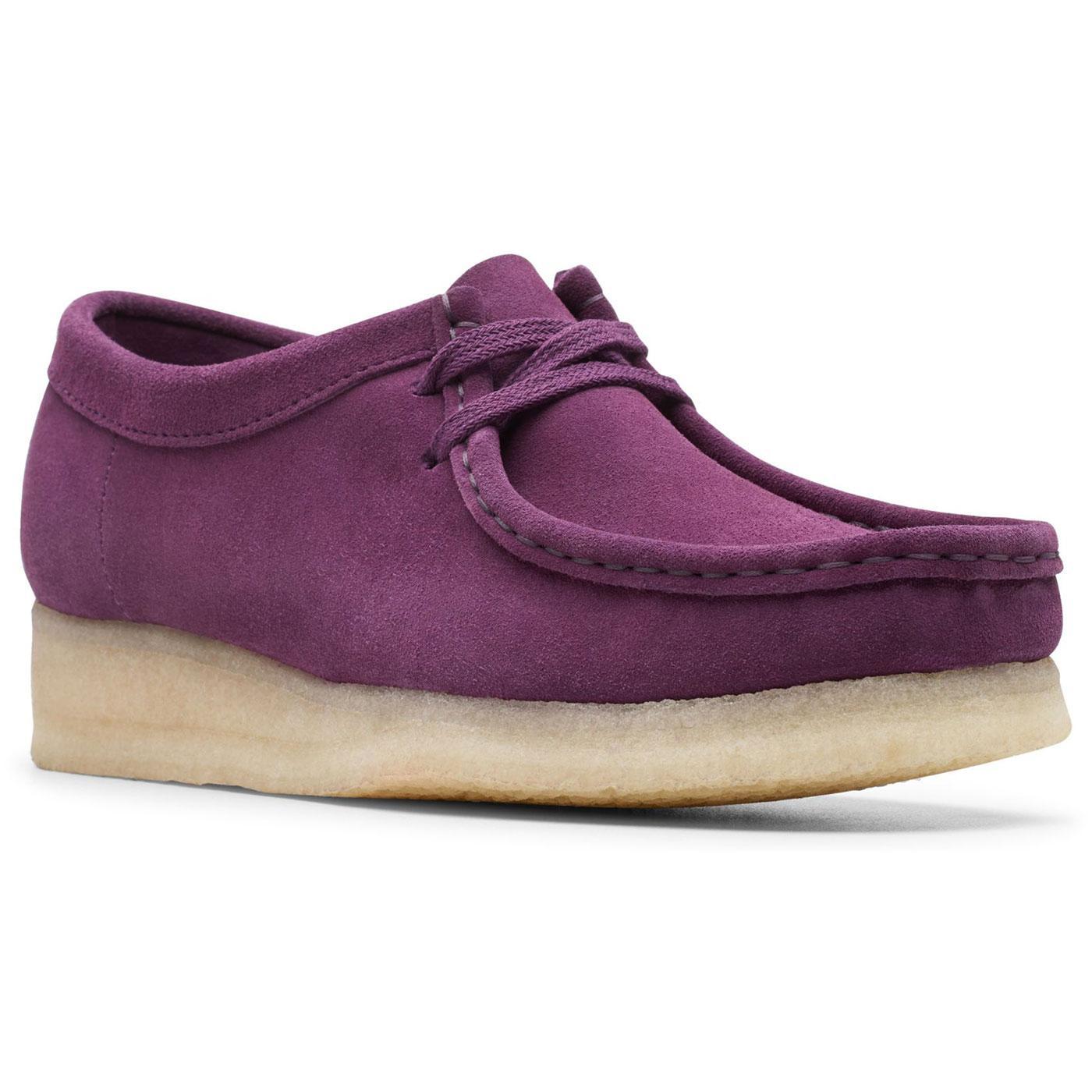 Wallabee CLARKS ORIGINALS 60s Mod Suede Shoes DP