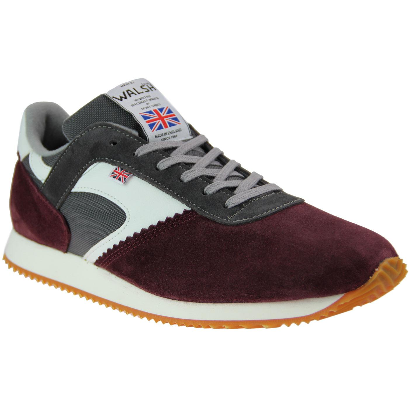 Lotus WALSH Made in England Running Trainers G/B/C