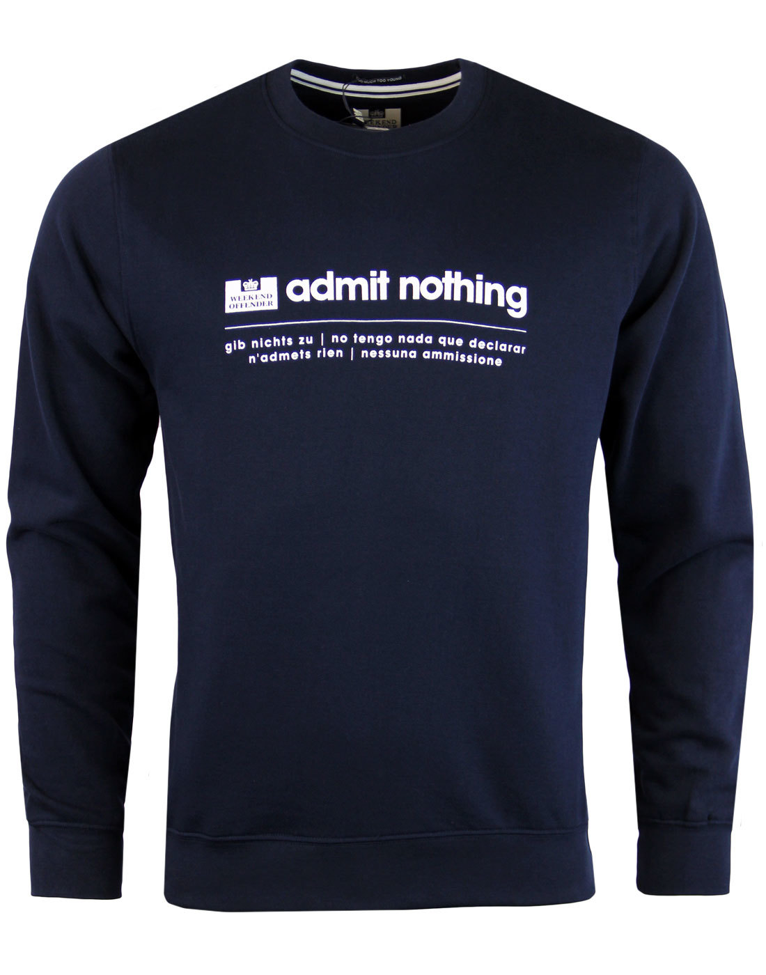 Polyglots WEEKEND OFFENDER Casuals Sweater