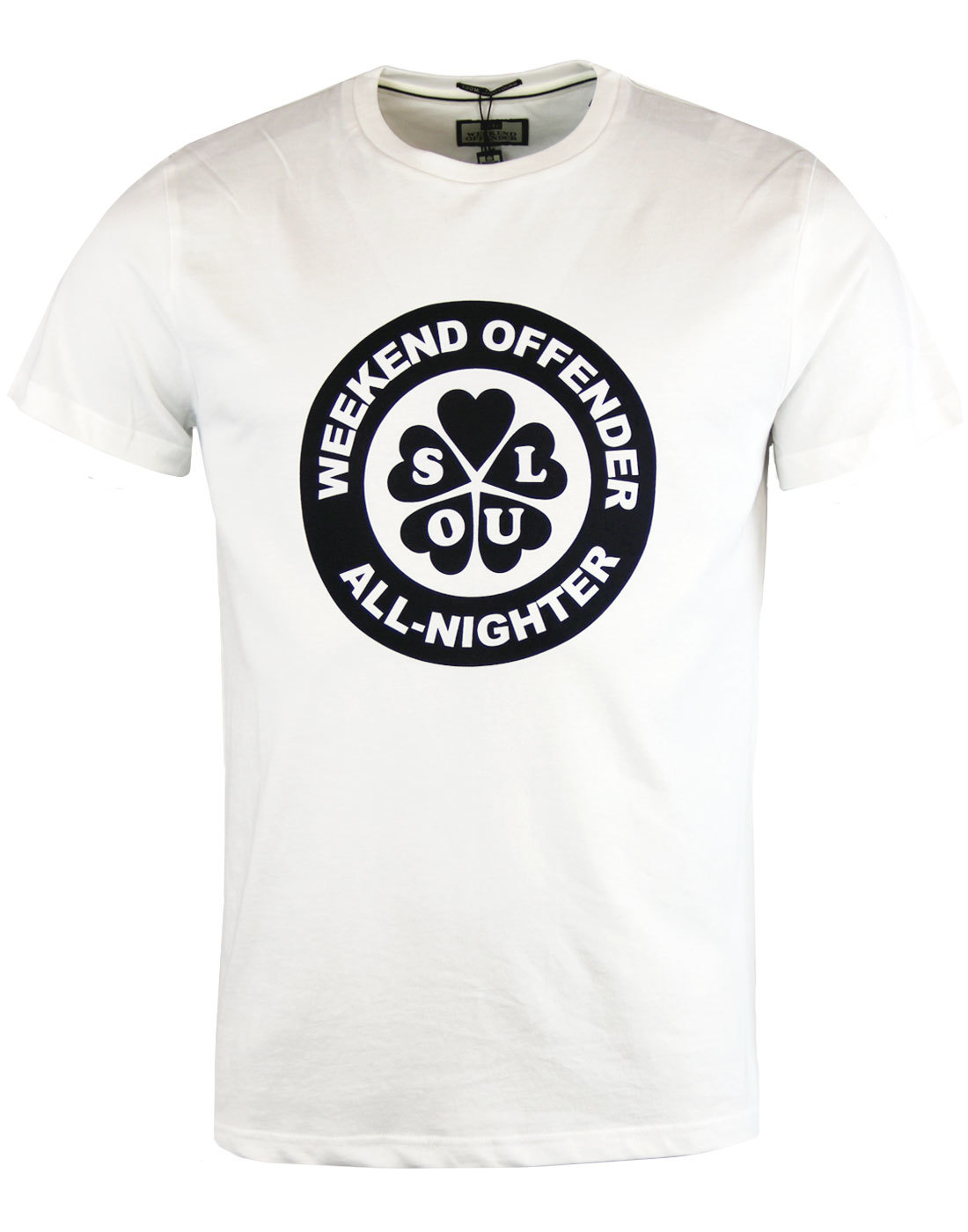 All Nighter WEEKEND OFFENDER Mod T-Shirt