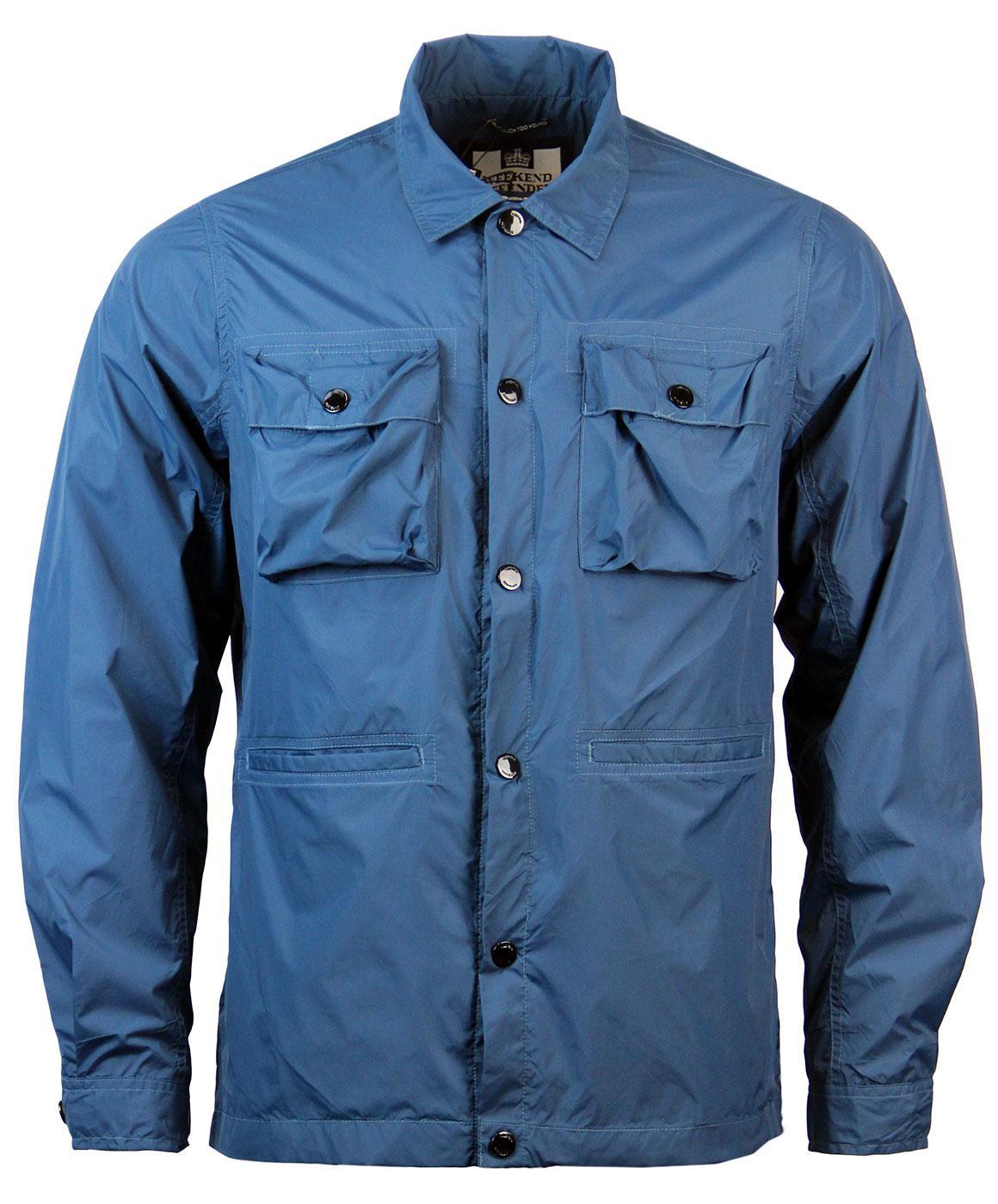 Sedgwick WEEKEND OFFENDER Overshirt Safari Jacket