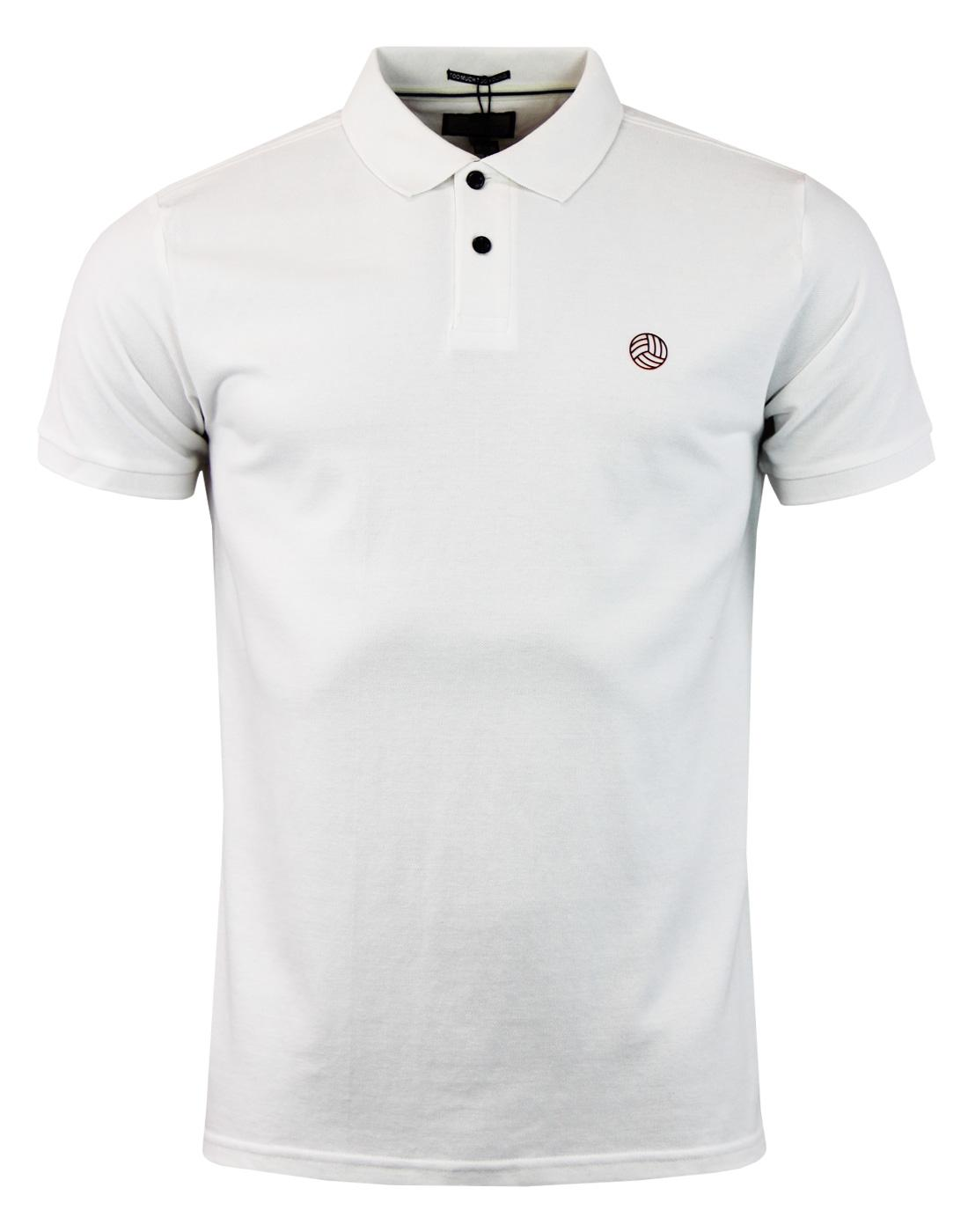 Cruz AMF WEEKEND OFFENDER Mens Mod Football Polo W