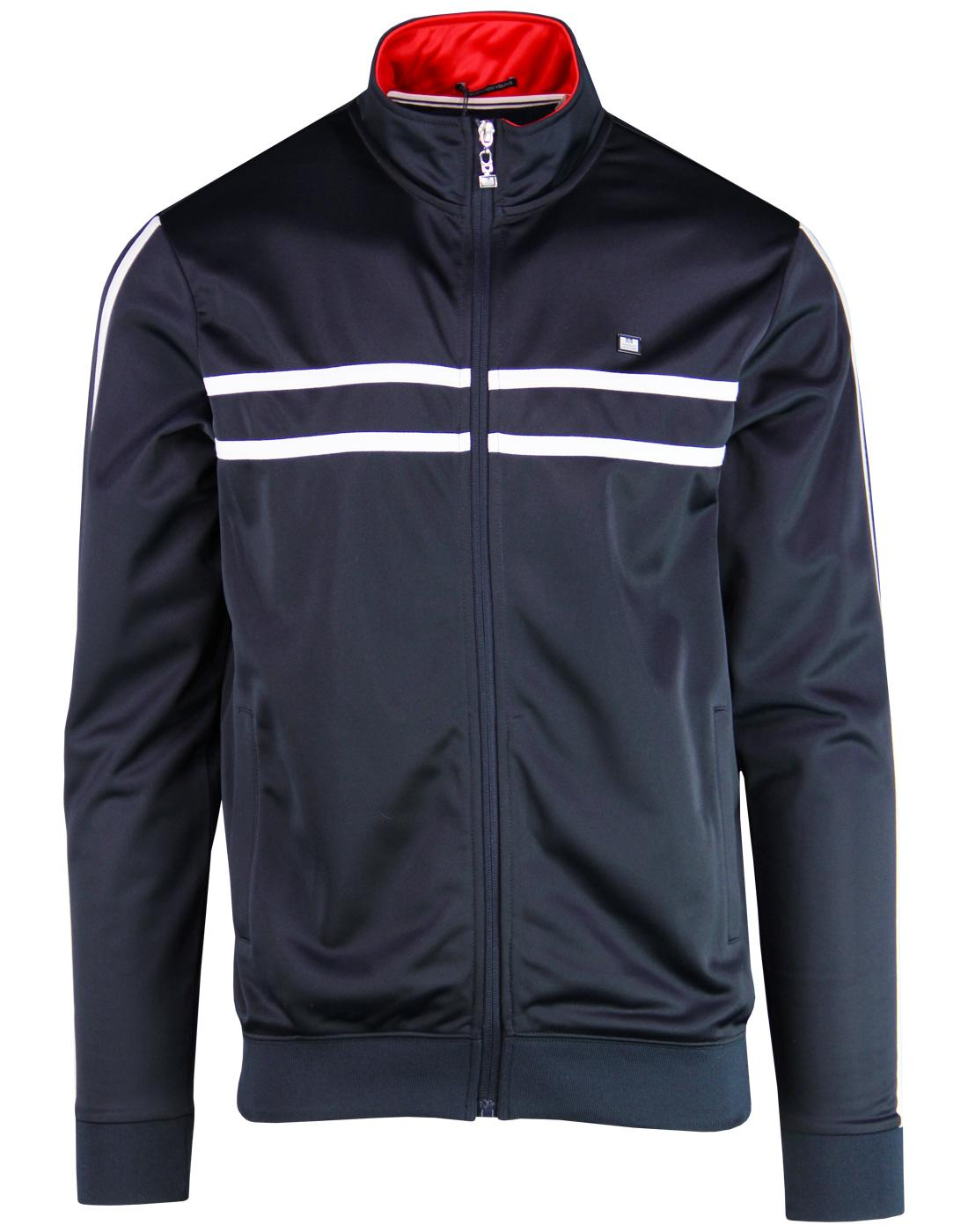 Kesey WEEKEND OFFENDER Retro Casuals Track Jacket