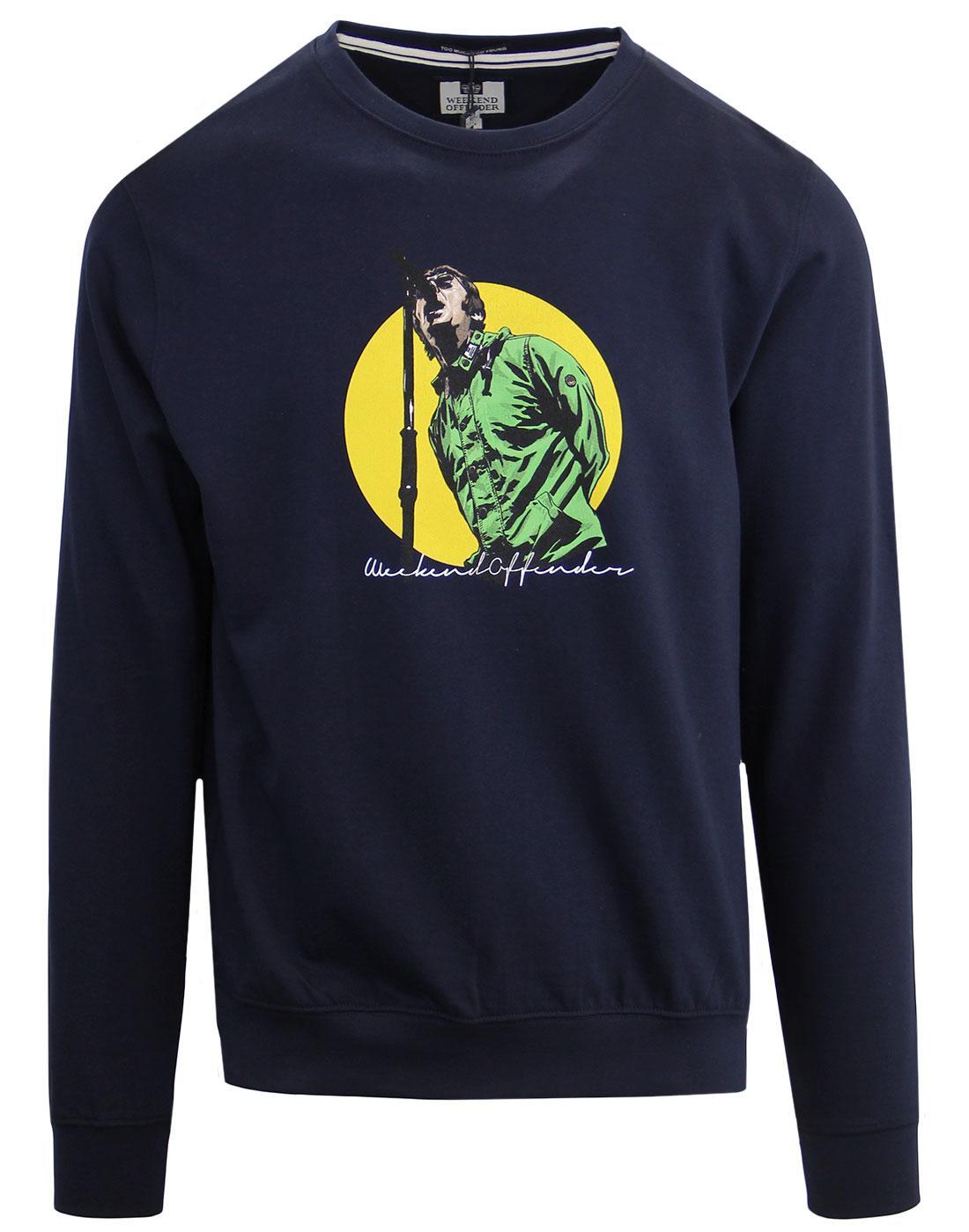 Liam WEEKEND OFFENDER Liam Gallagher Sweatshirt
