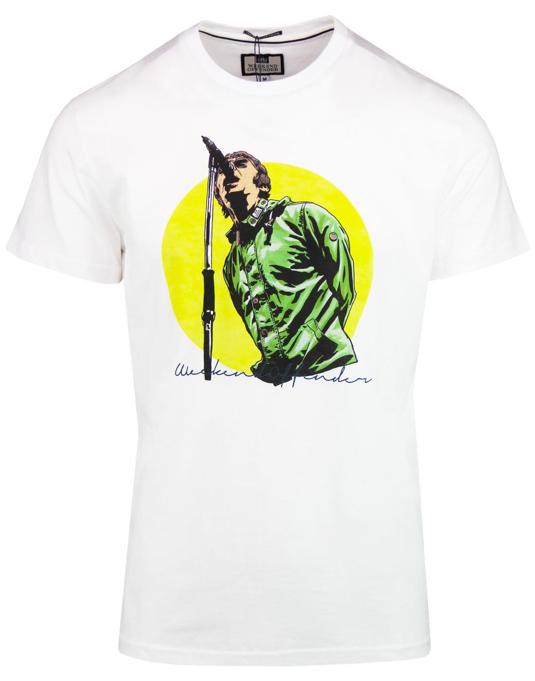 Liam WEEKEND OFFENDER Liam Gallagher 90s Tee (W)