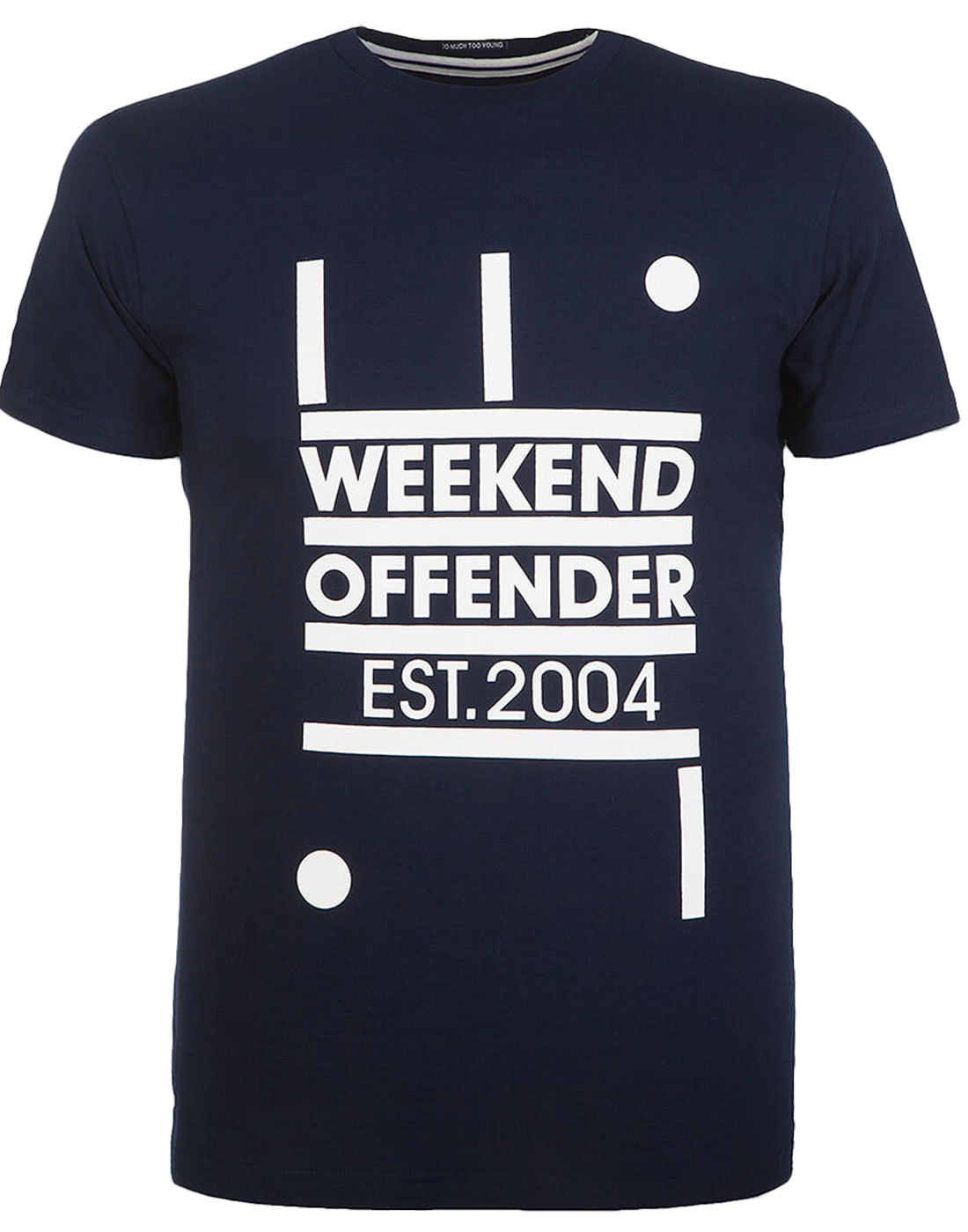 Movement WEEKEND OFFENDER Retro Indie T-Shirt