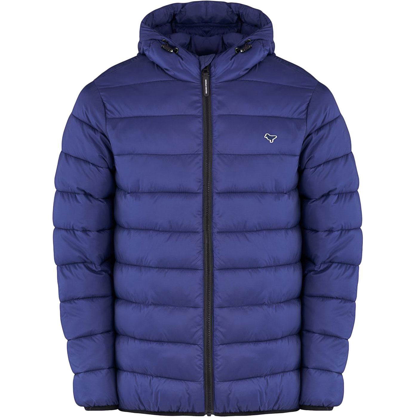 Hudson WEEKEND OFFENDER Quilted Jacket (Electric)
