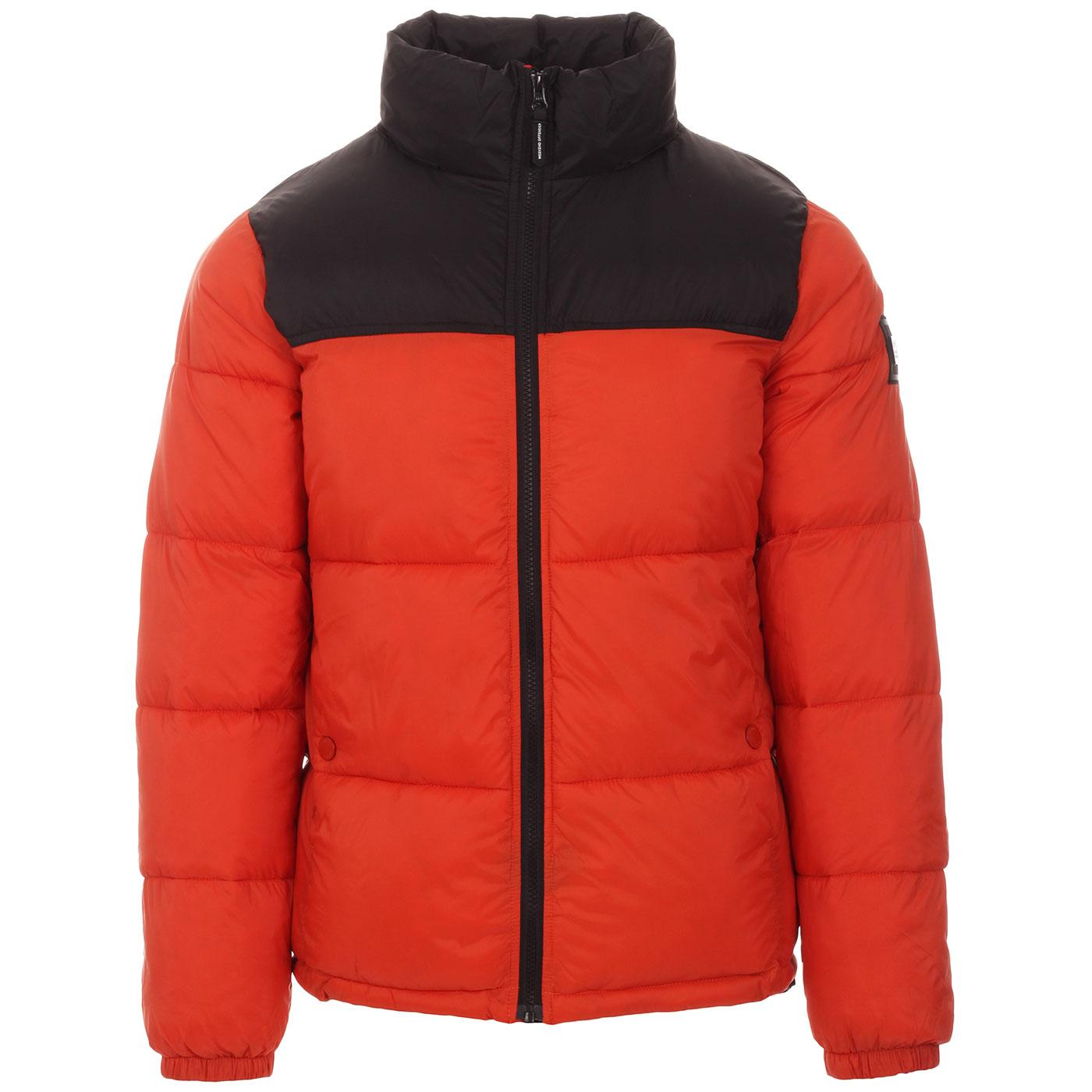 Rodriguez WEEKEND OFFENDER Funnel Neck Padded Coat