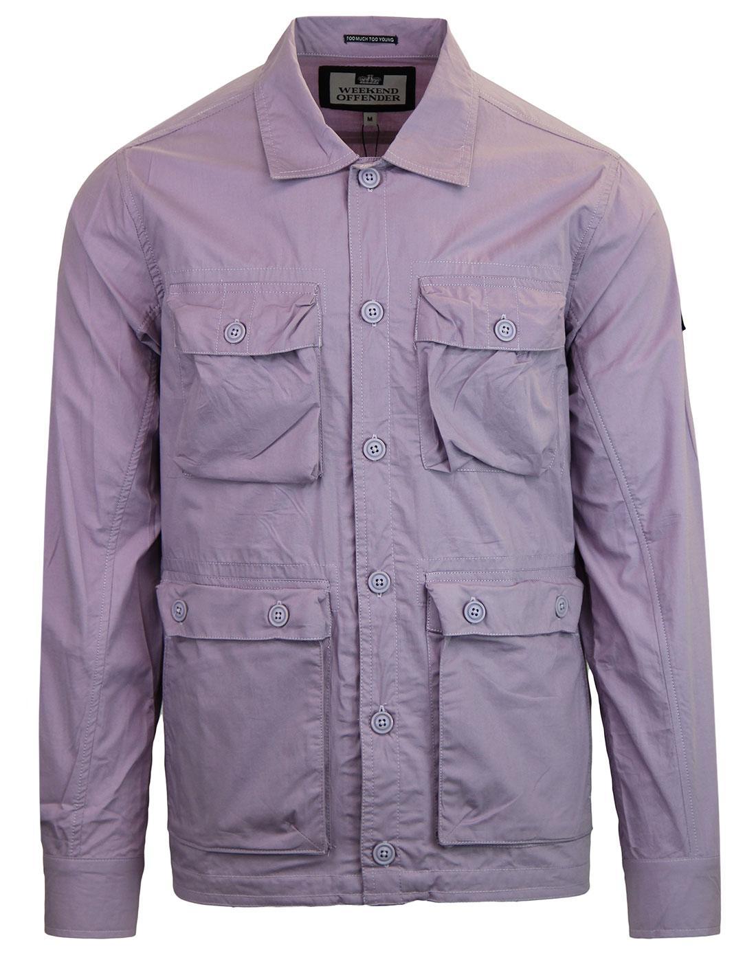 Salinger WEEKEND OFFENDER 90s Military Jacket (L)
