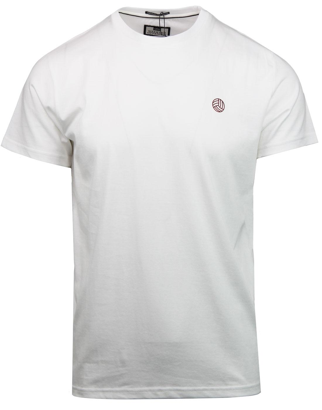 Shelley WEEKEND OFFENDER Retro AMF Football Tee W
