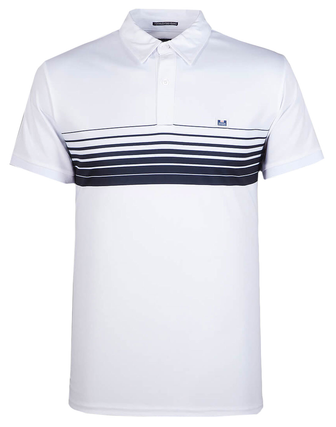 Batida WEEKEND OFFENDER Men's Retro Mod Polo Shirt