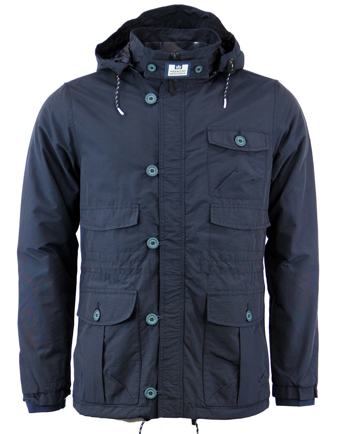 Blyth WEEKEND OFFENDER Retro Terrace Field Jacket