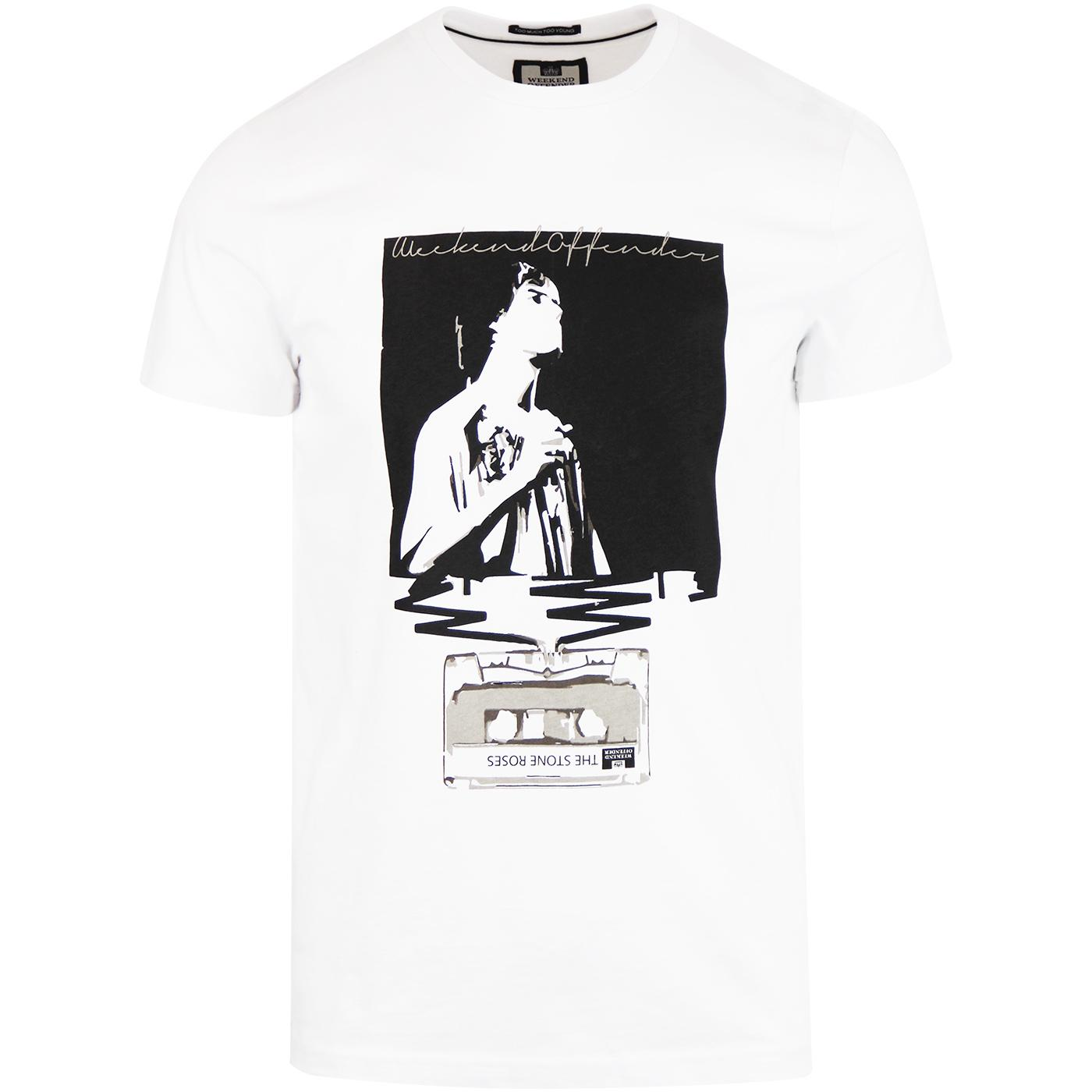 King Monkey WEEKEND OFFENDER Madchester Tee
