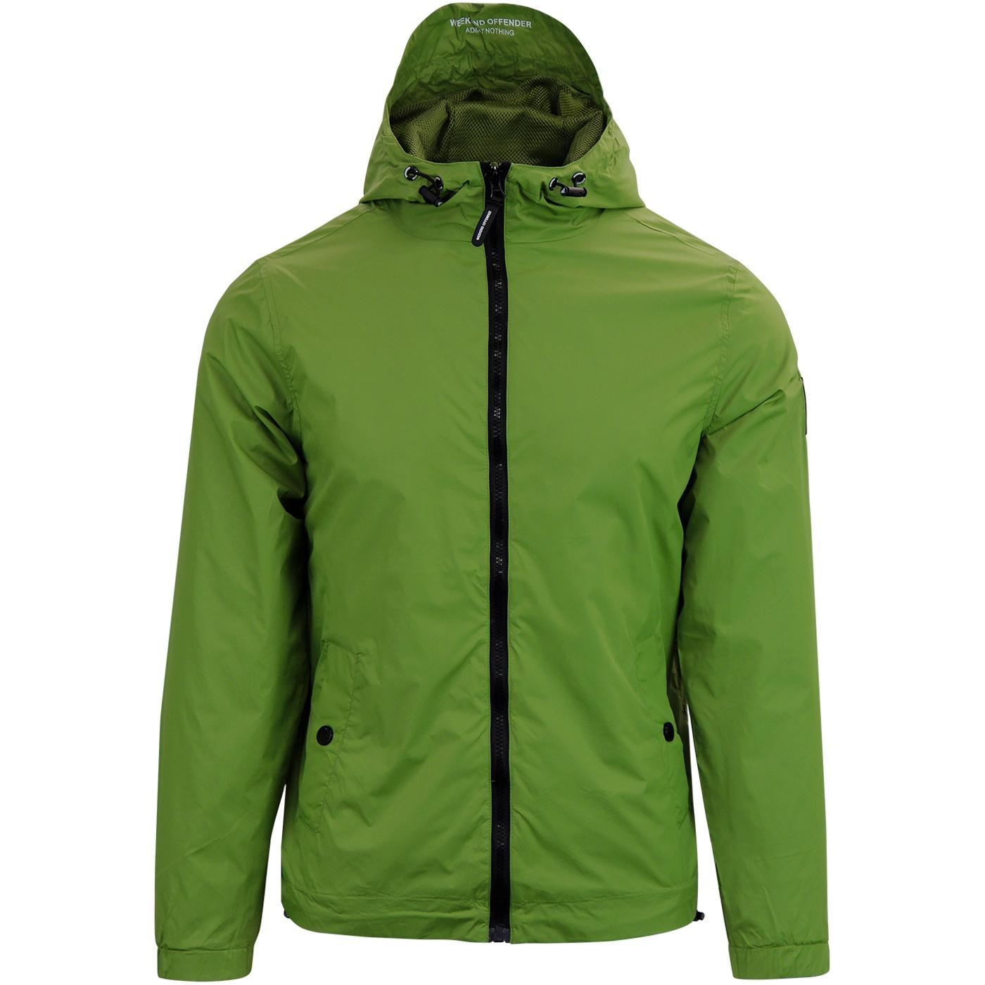 Fabio WEEKEND OFFENDER Retro Terrace Jacket (Leaf)